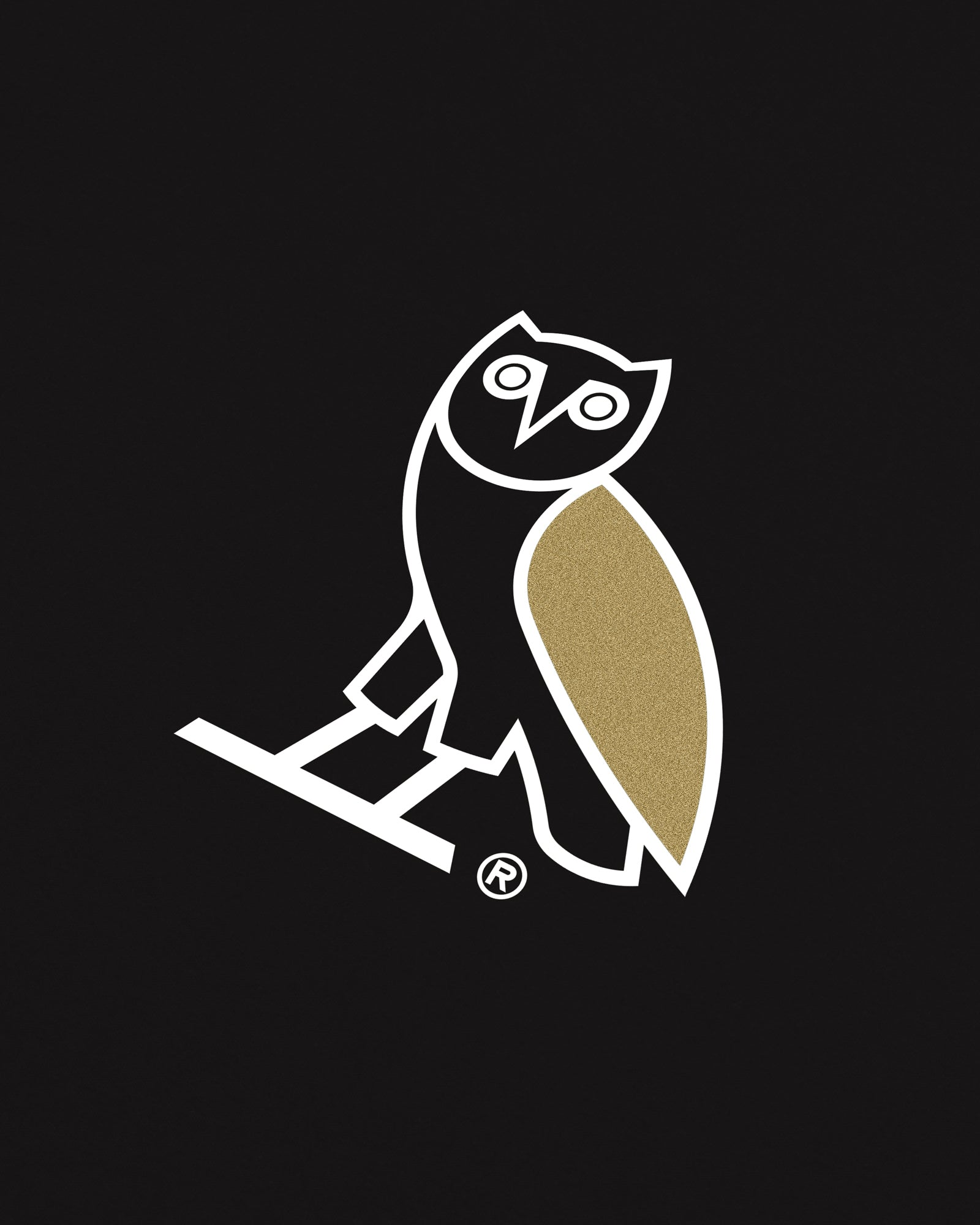 OVO FRANCHISE T-SHIRT - BLACK IMAGE #3