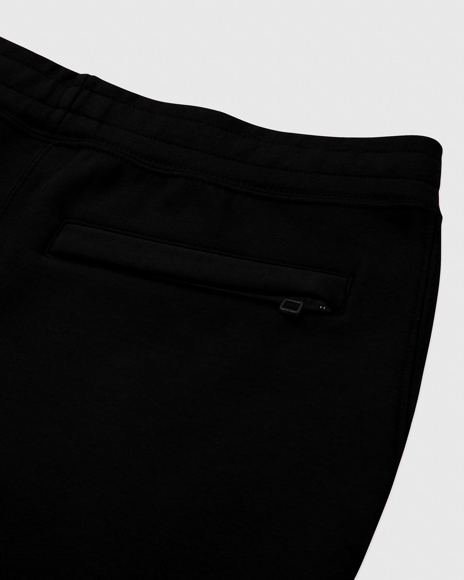 OVO FRANCHISE DOUBLE KNIT SWEATPANT - BLACK IMAGE #4