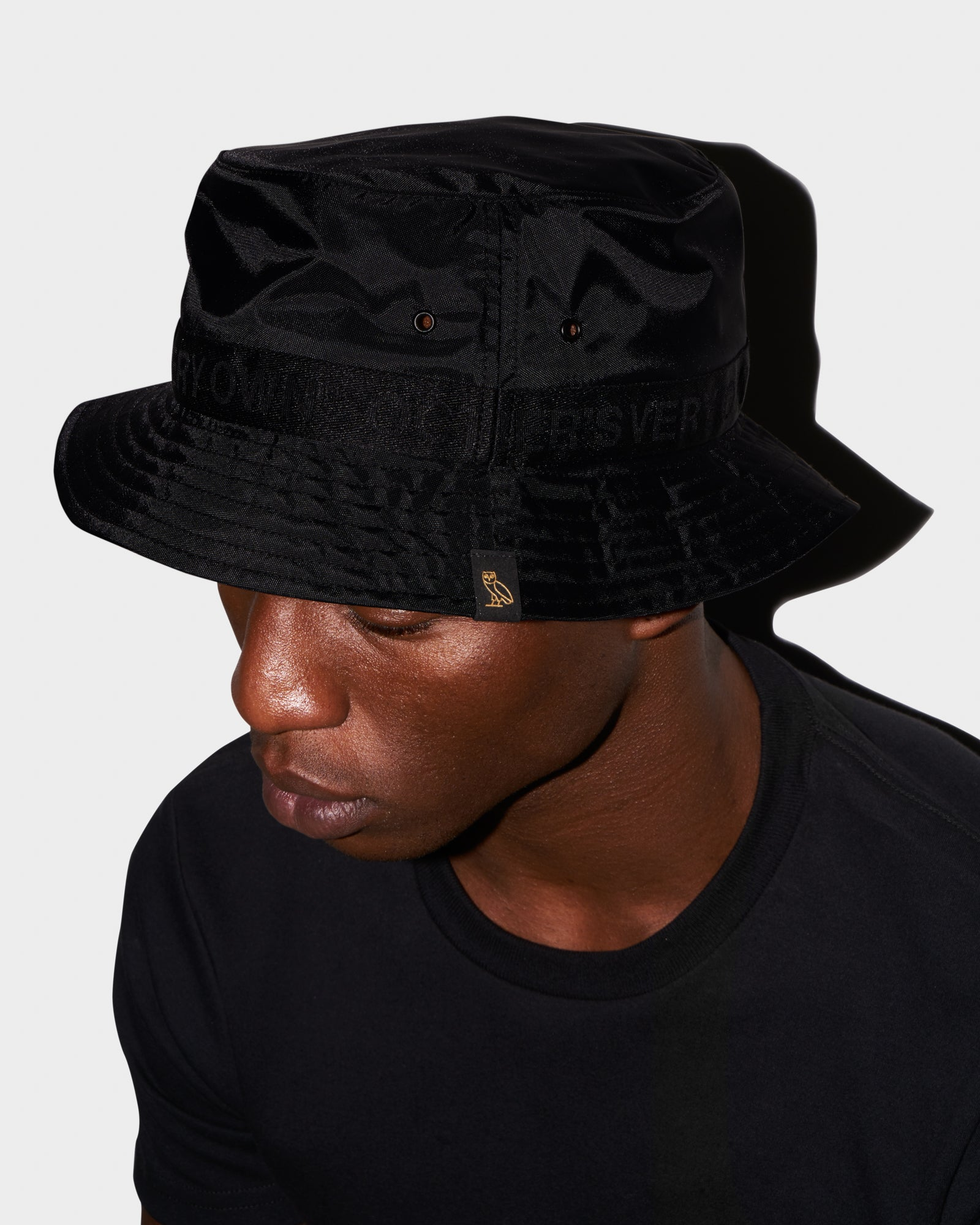 OVO NYLON BUCKET - BLACK IMAGE #2