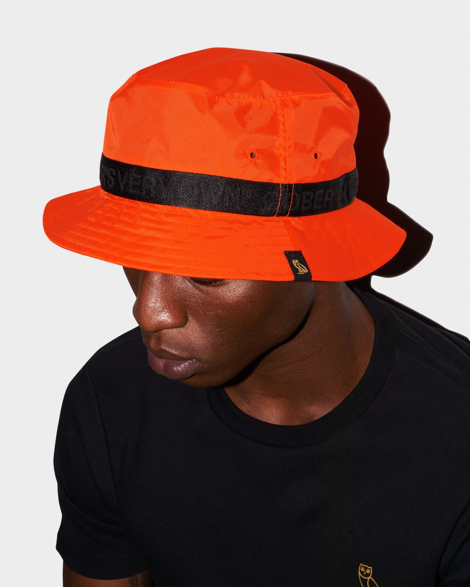 OVO NYLON BUCKET - ORANGE IMAGE #2