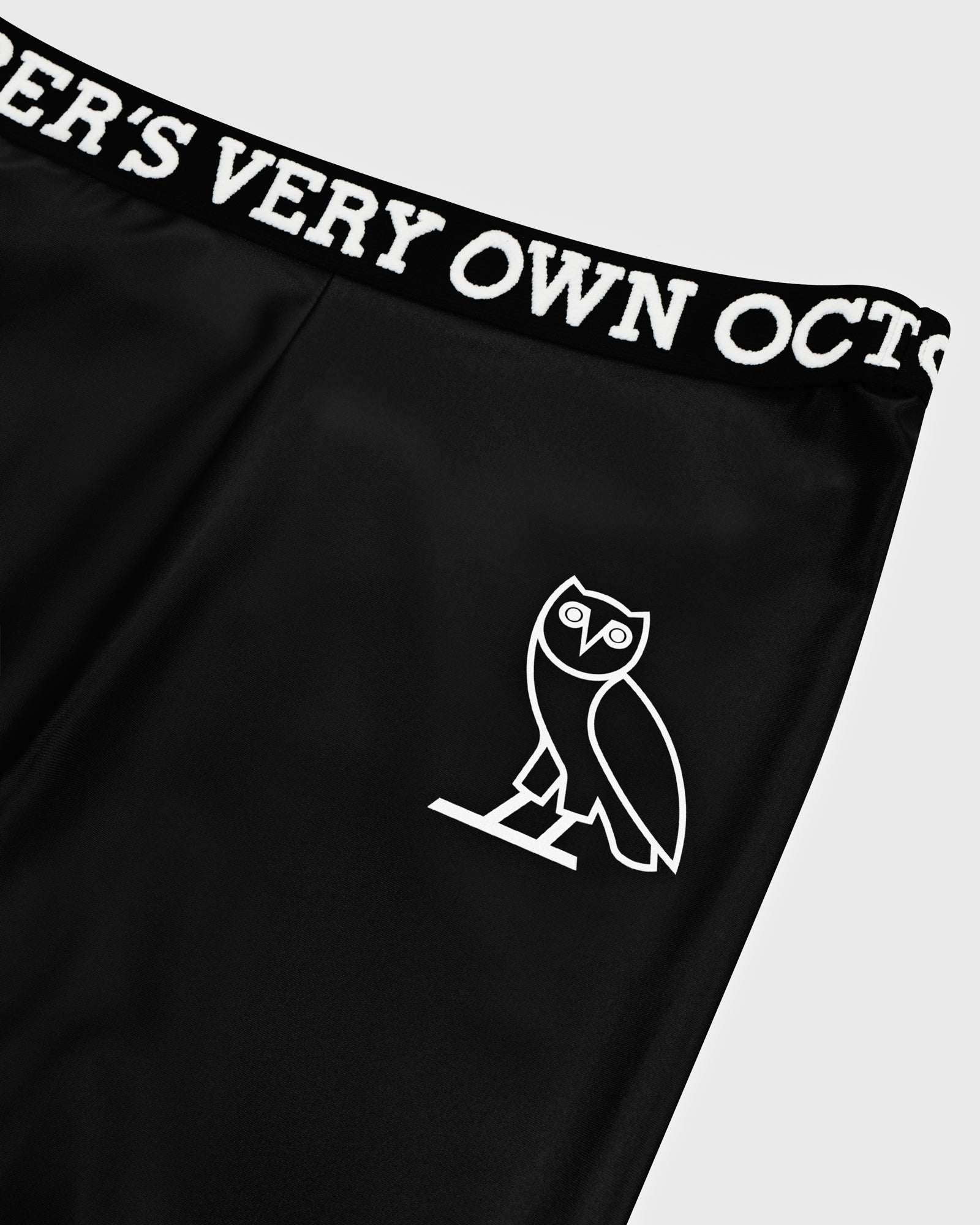 WOMEN'S OVO BIKE SHORT - BLACK IMAGE #3