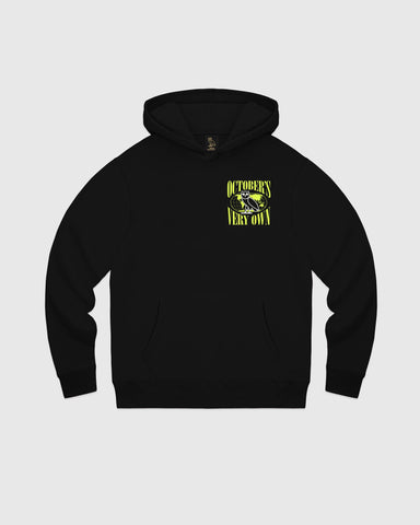 WORLD TOUR HOODIE - BLACK