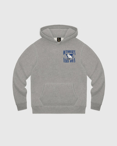 WORLD TOUR HOODIE - HEATHER GREY