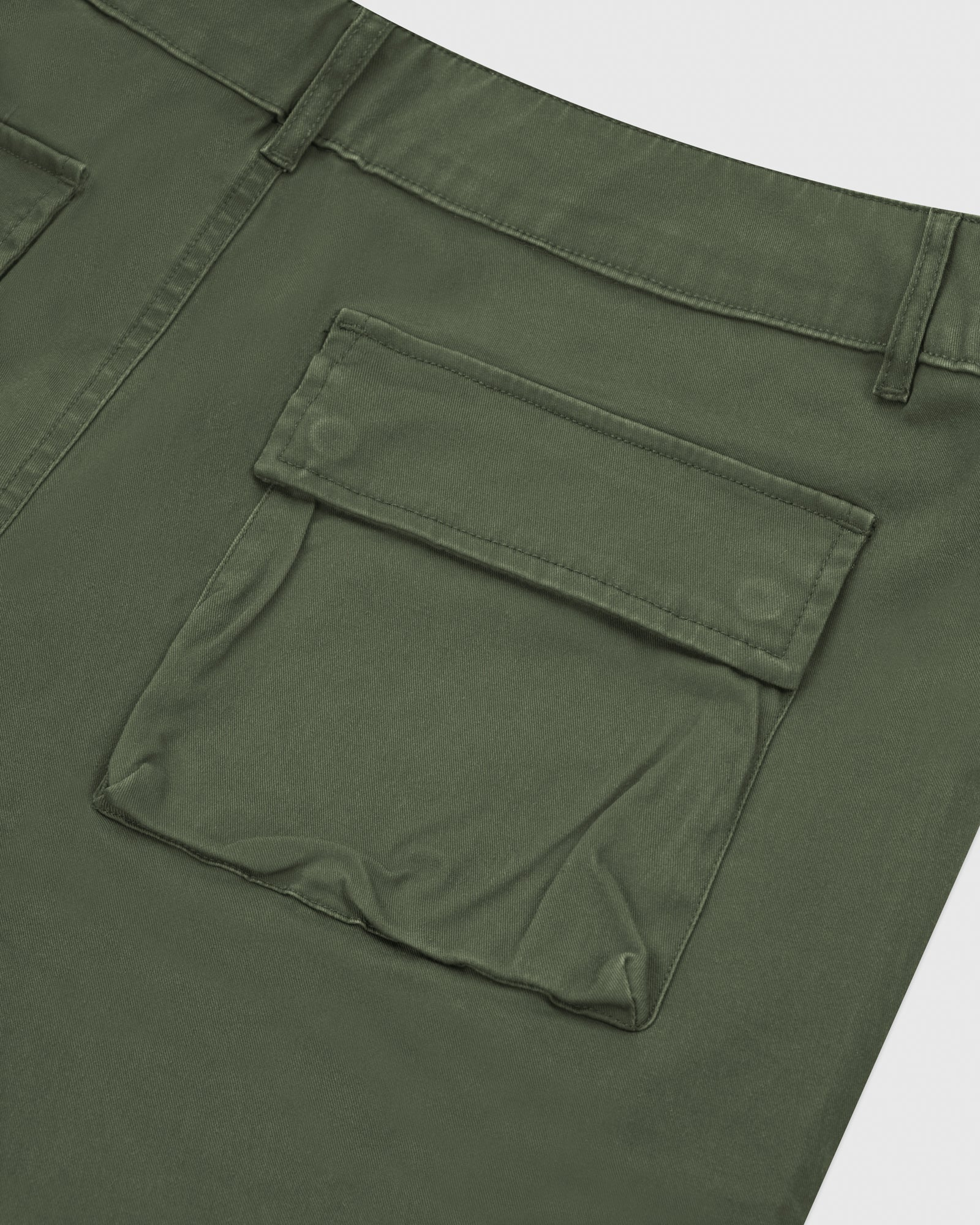 CARGO PANT - MILITARY GREEN IMAGE #5