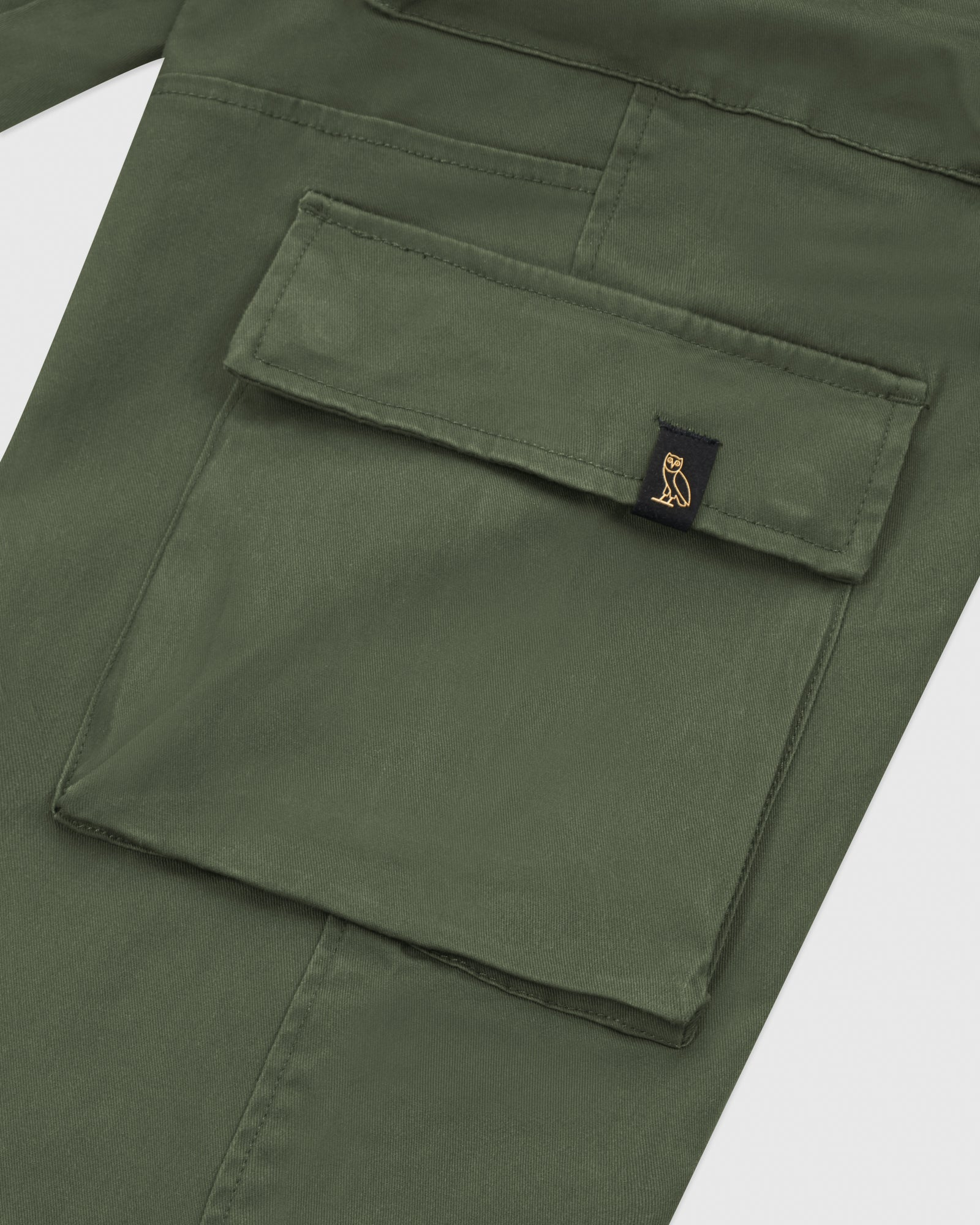 CARGO PANT - MILITARY GREEN IMAGE #3