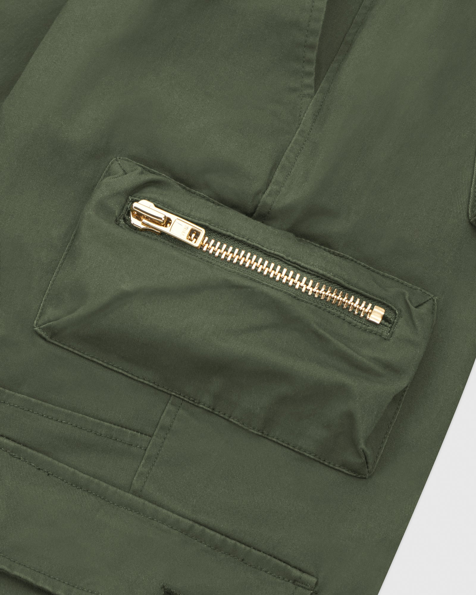 CARGO PANT - MILITARY GREEN IMAGE #4