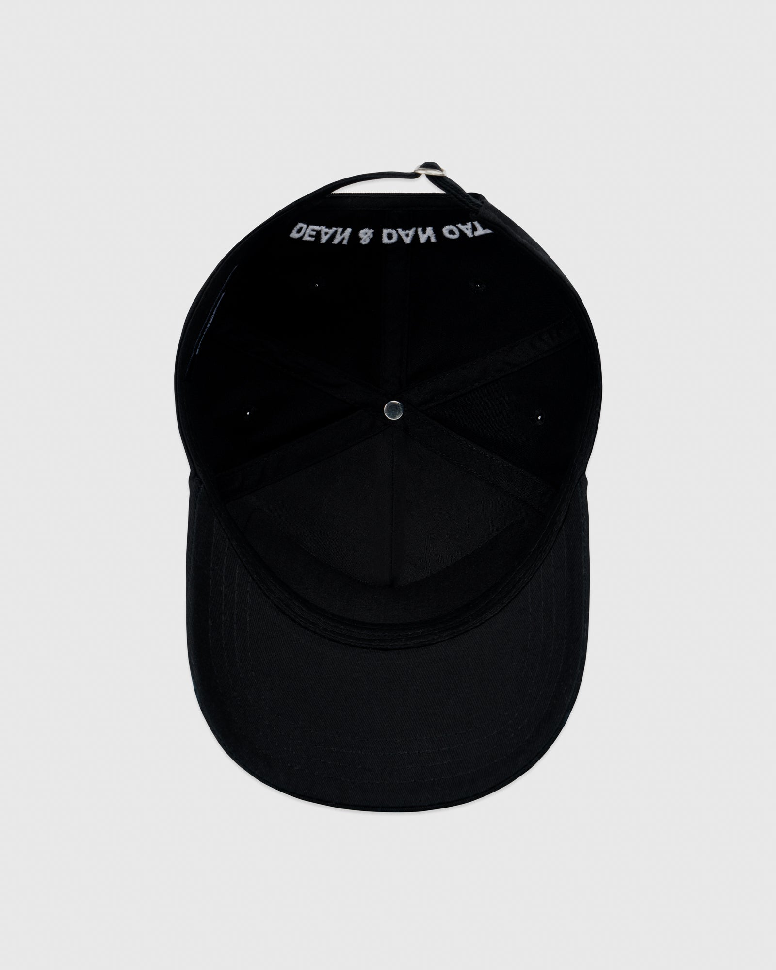 OVO x DSQUARED2 CAP - BLACK IMAGE #6