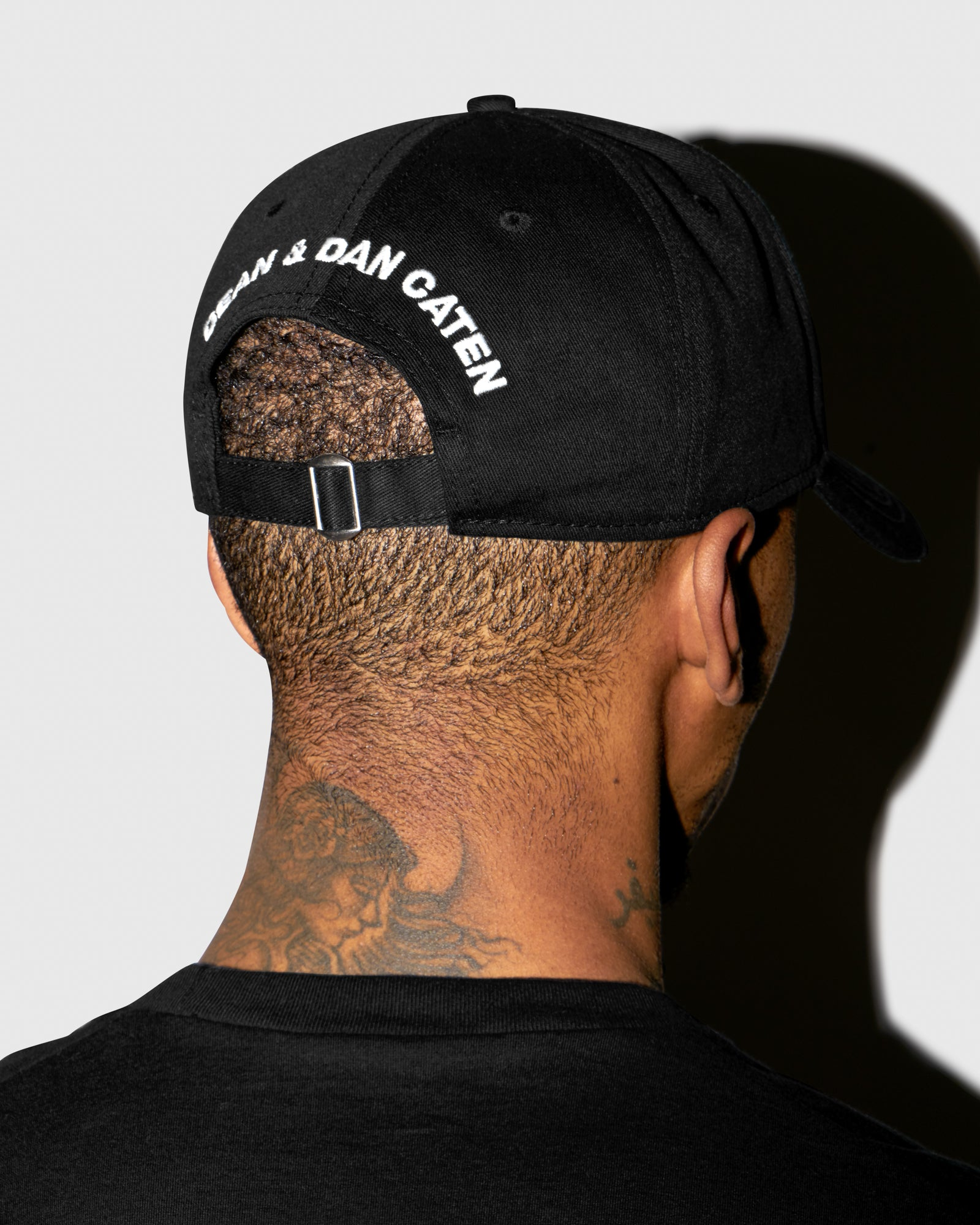 OVO x DSQUARED2 CAP - BLACK IMAGE #3