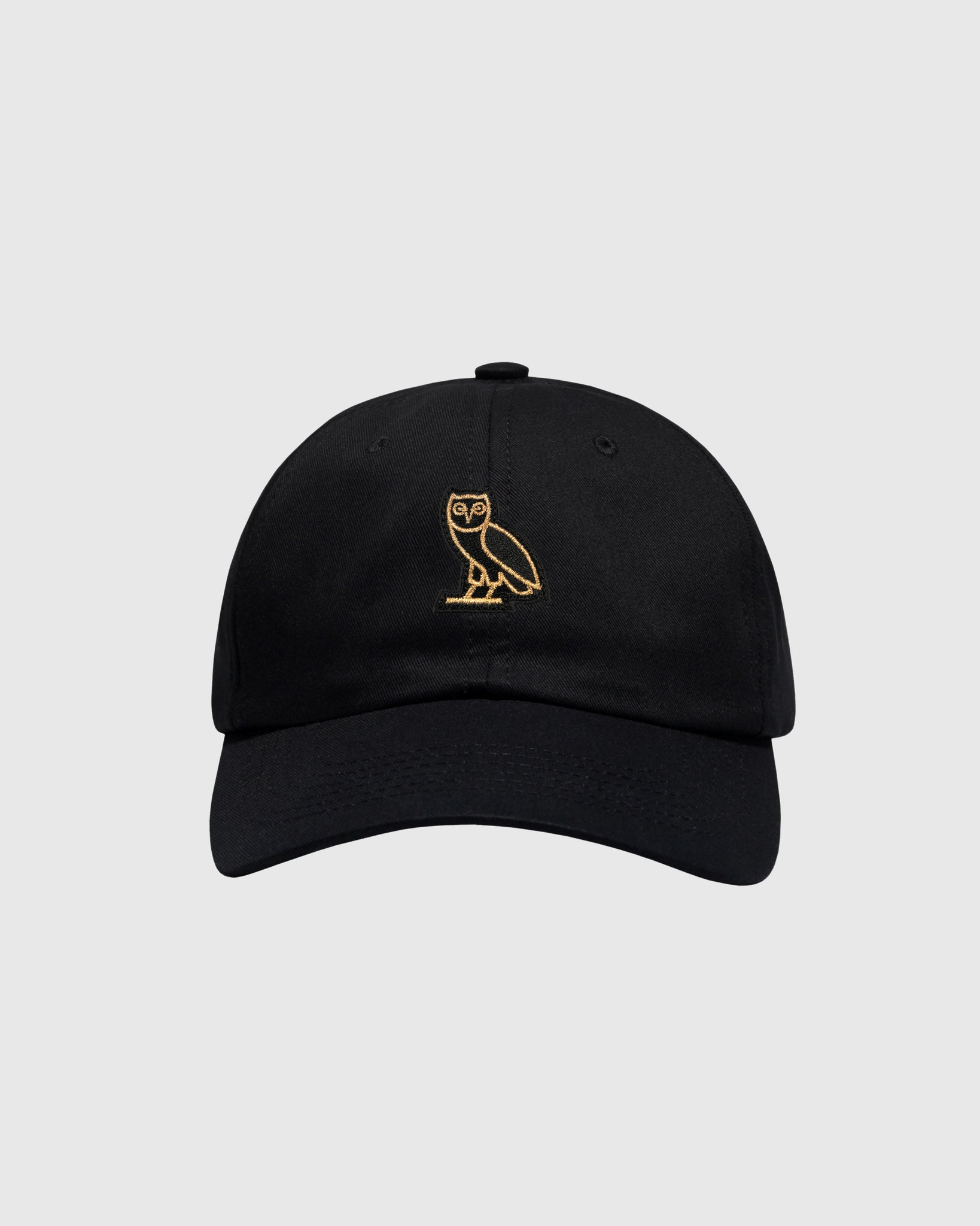 OVO ESSENTIALS CAP - BLACK IMAGE #1