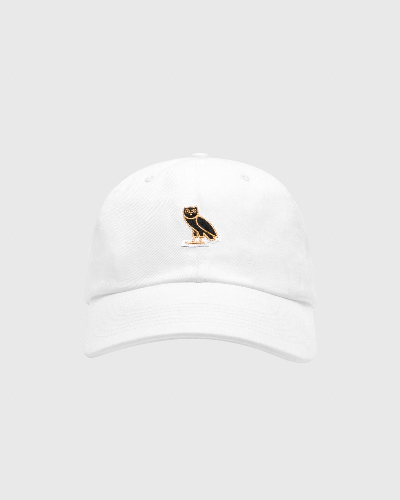 OVO ESSENTIALS CAP - WHITE