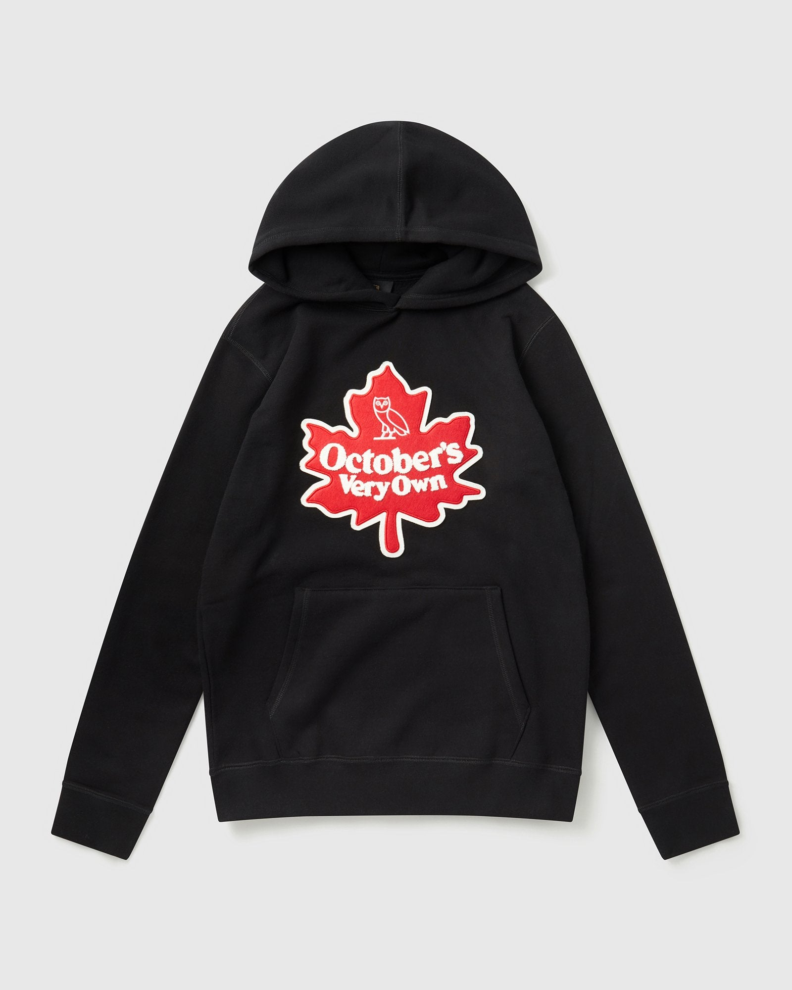 ALL COUNTRY HOODIE - BLACK IMAGE #1