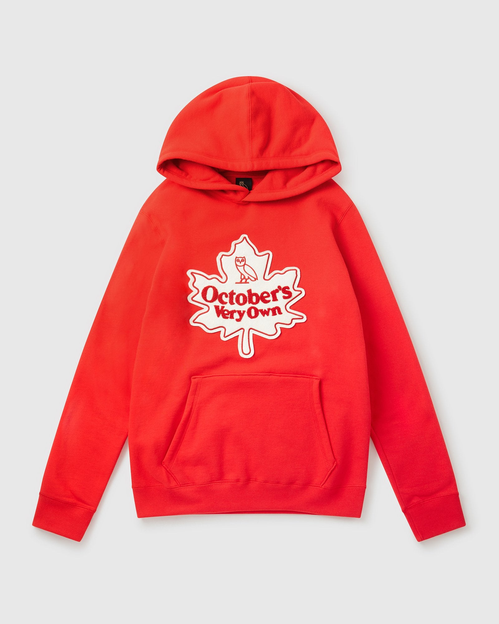 ALL COUNTRY HOODIE - RED IMAGE #1