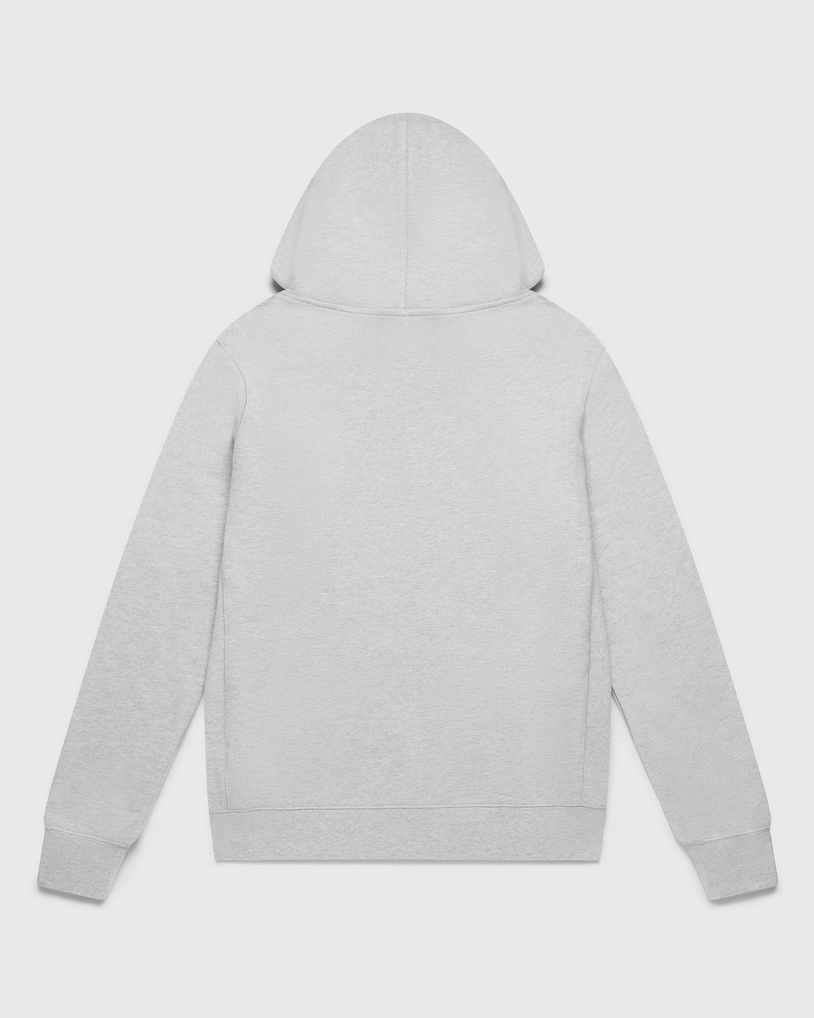 OVO ESSENTIALS HOODIE - HEATHER GREY IMAGE #2
