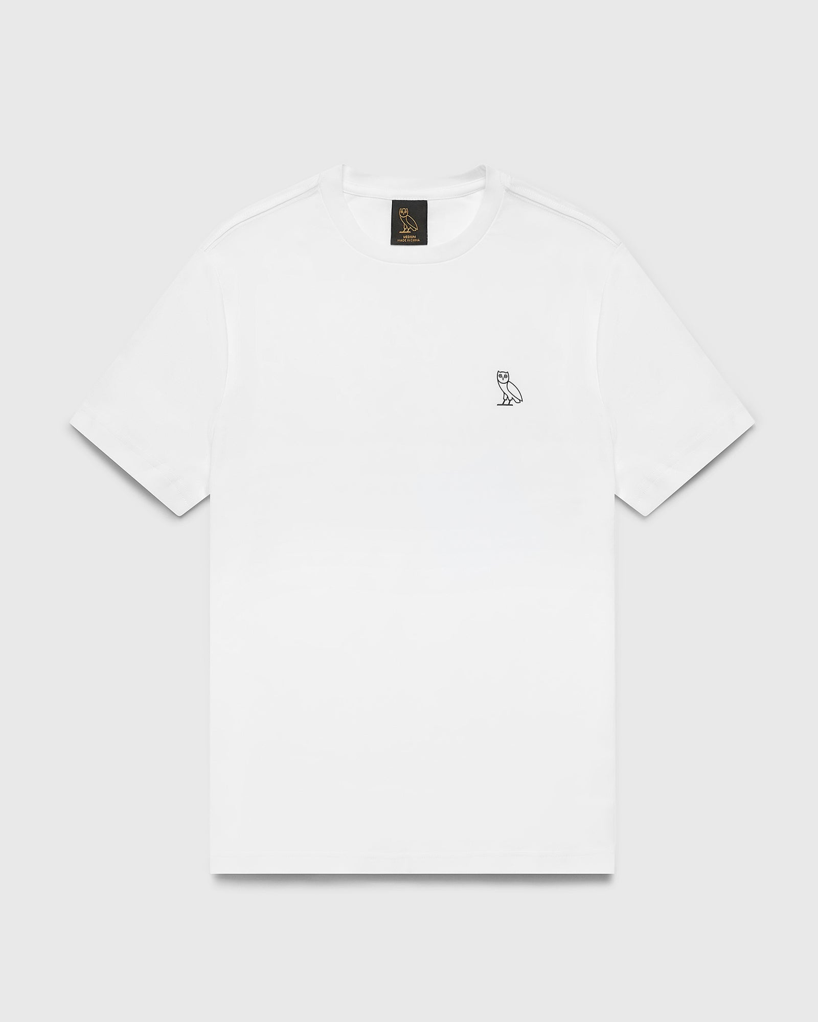 OVO ESSENTIALS T-SHIRT - WHITE IMAGE #1