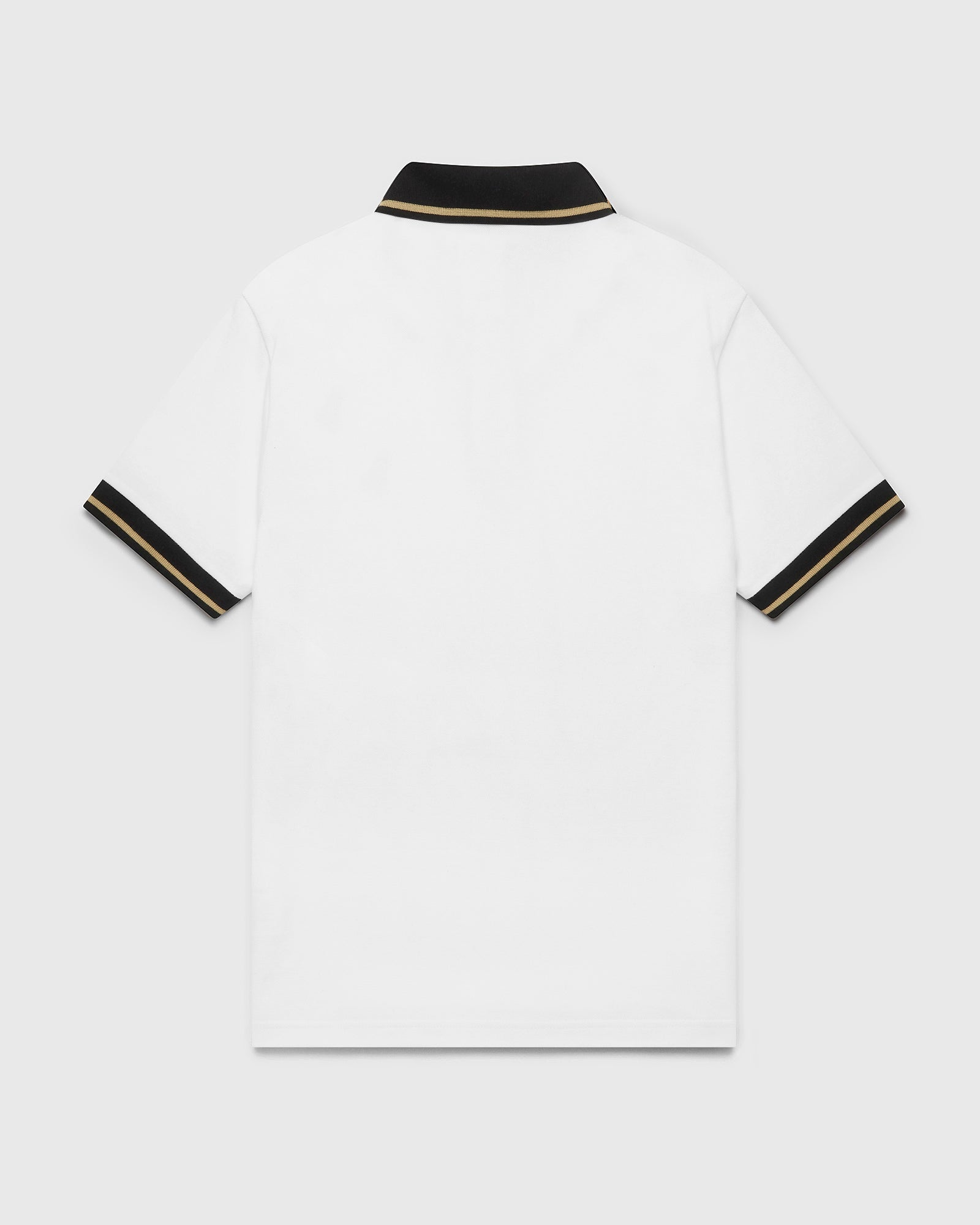 OVO ESSENTIALS POLO - WHITE IMAGE #2
