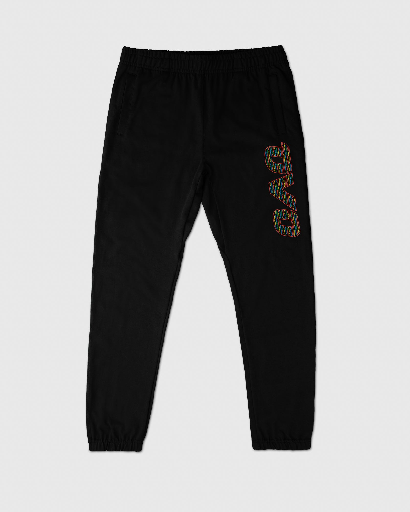 CITY RUNNER SWEATPANT - BLACK IMAGE #1