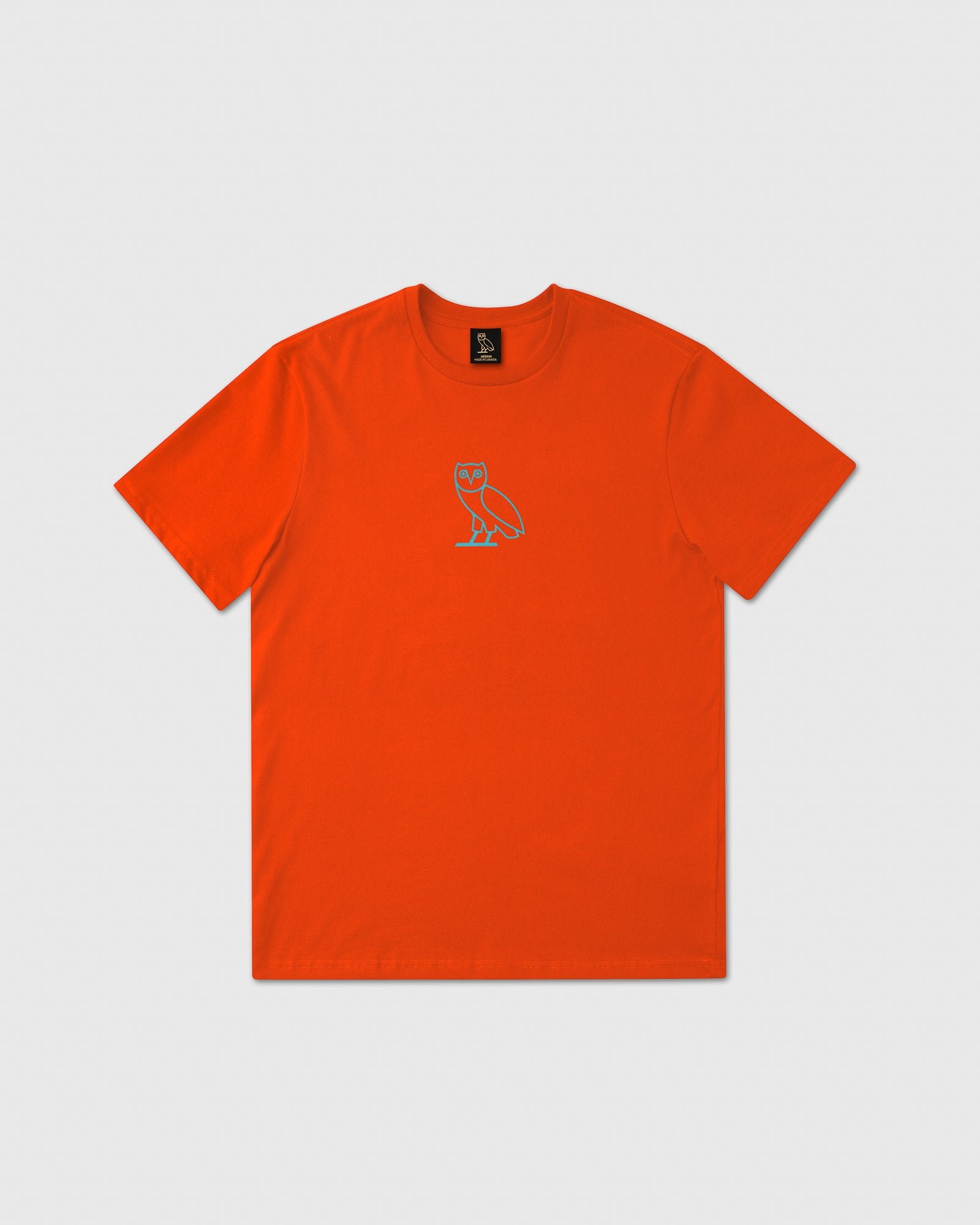 CLASSIC OWL T-SHIRT - CARROT IMAGE #1