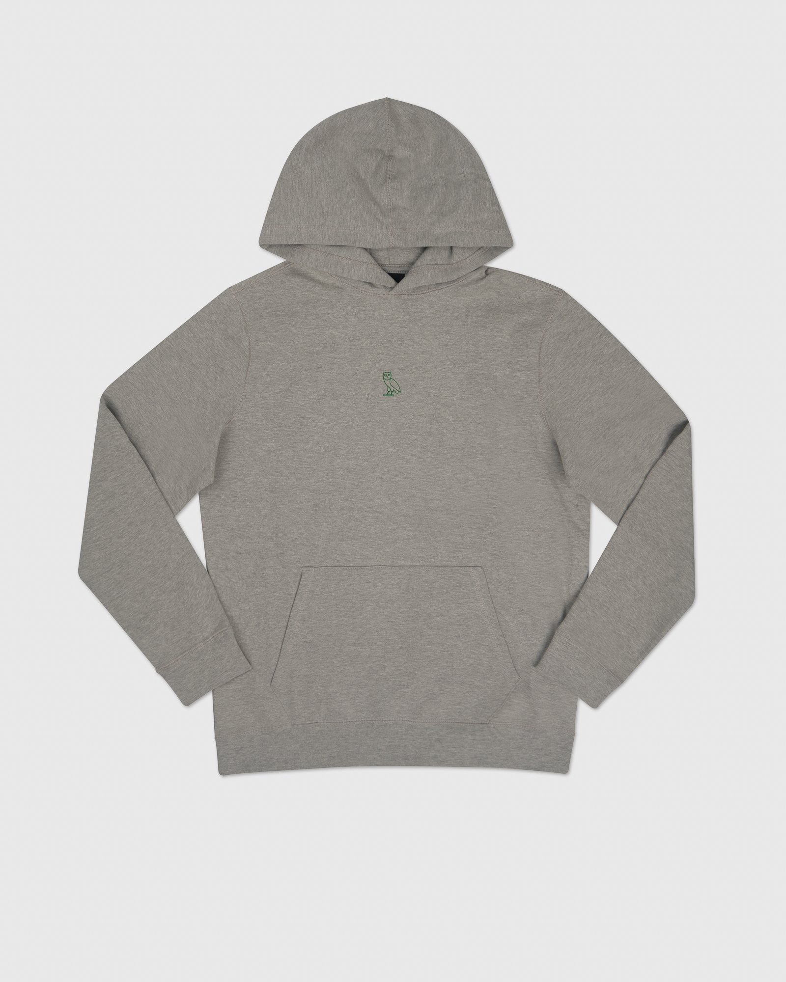 COLLAGE HOODIE - HEATHER GREY IMAGE #2