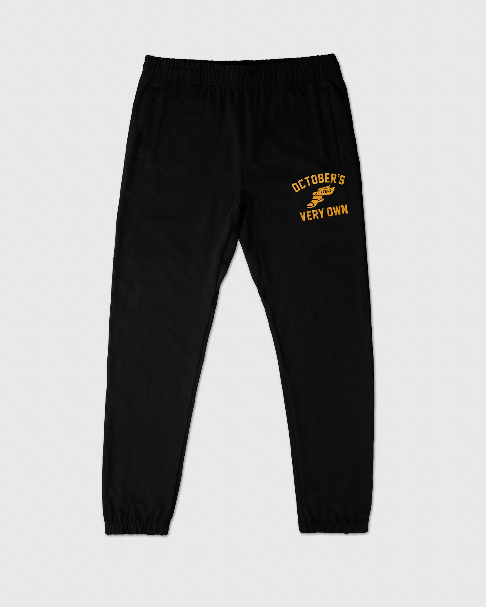 CROSS COUNTRY SWEATPANT - BLACK IMAGE #1