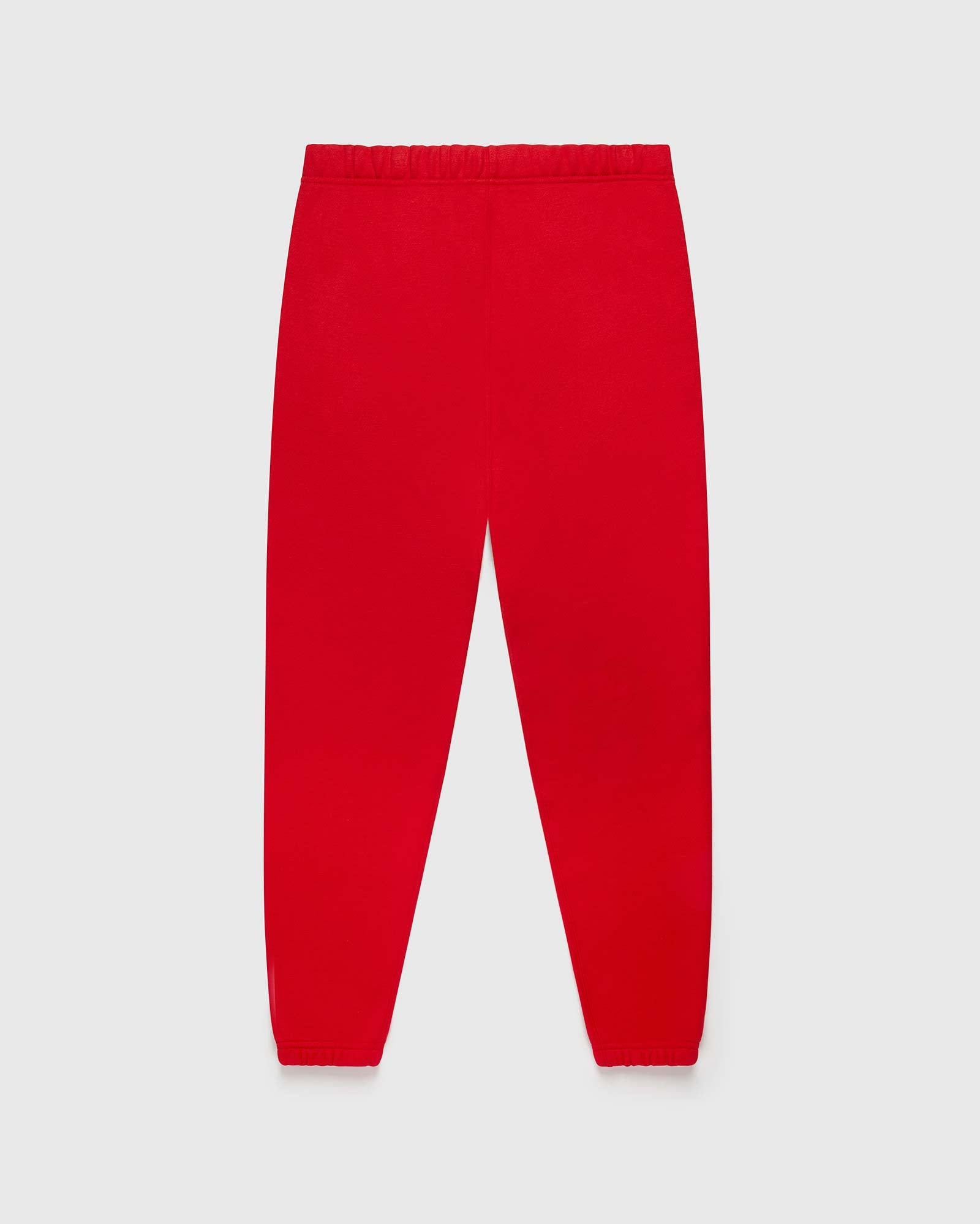 HERITAGE SWEATPANT - RED IMAGE #2