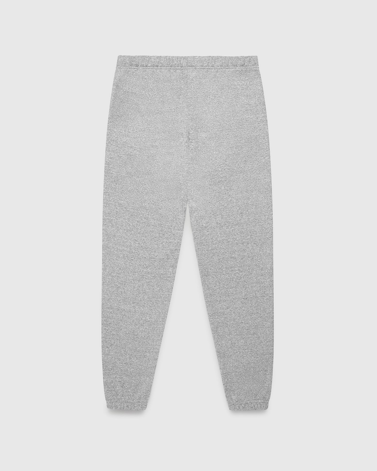 HERITAGE SWEATPANT - SPECKLED GREY IMAGE #2