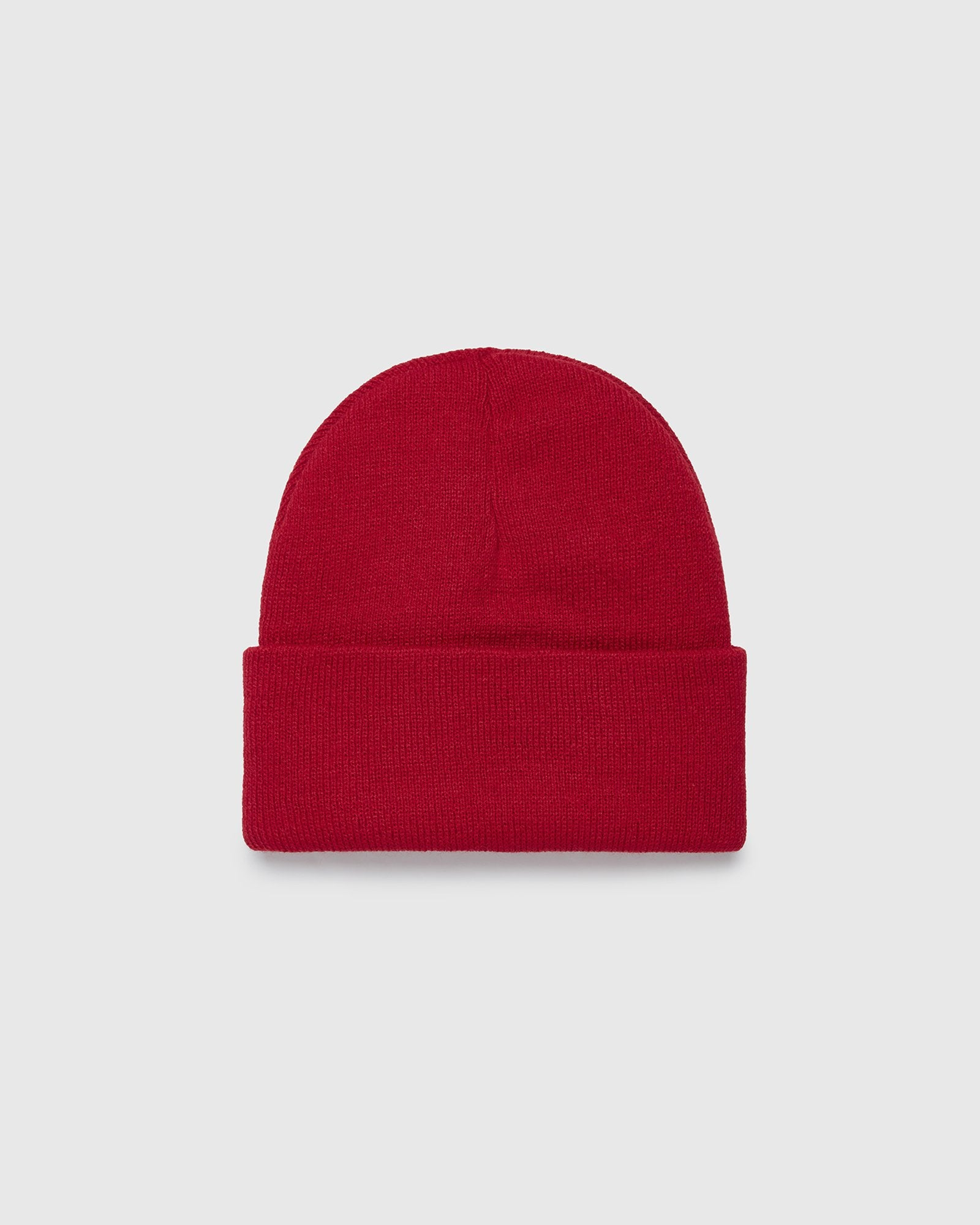 OVO BEANIE - DARK RED IMAGE #2