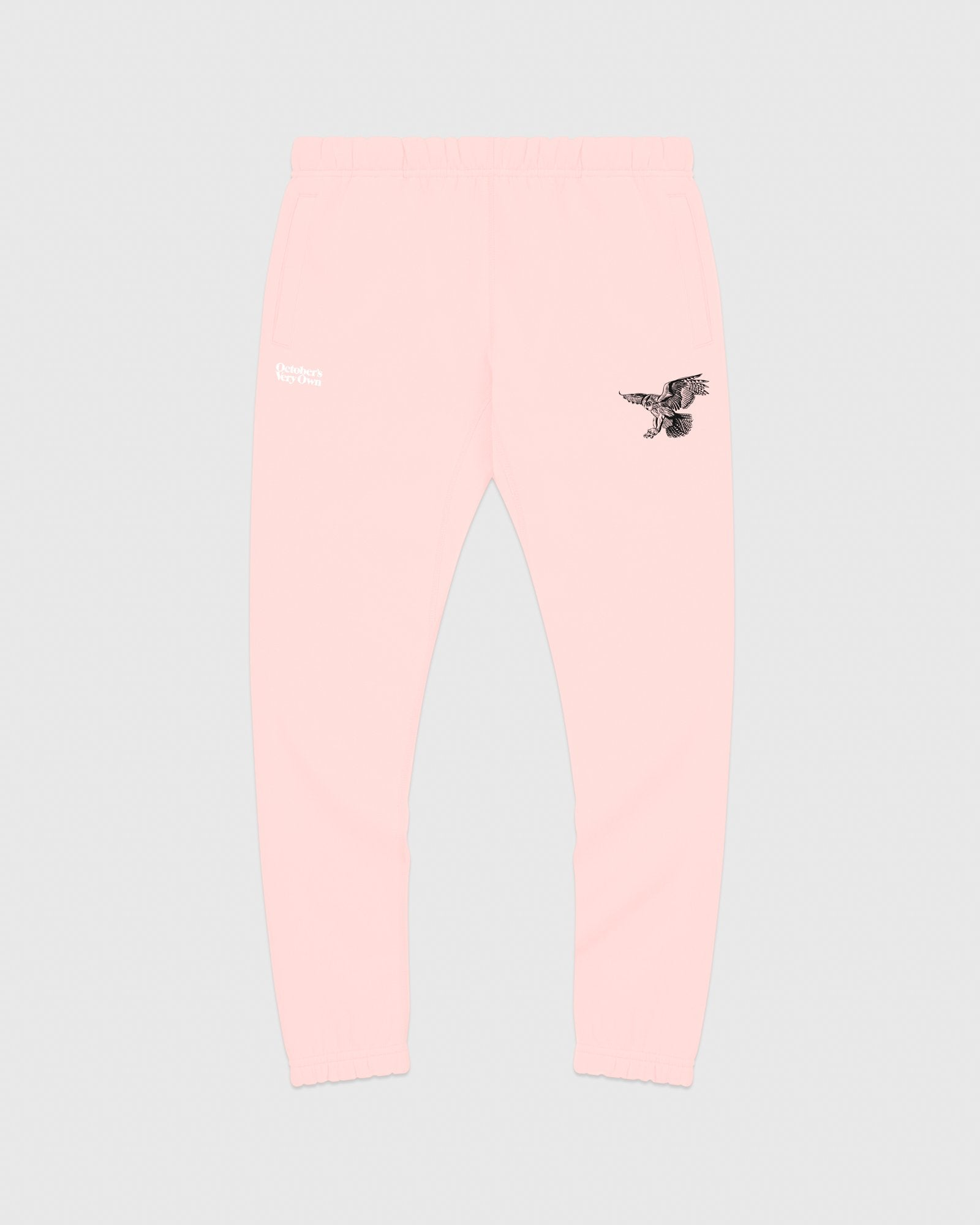 BIRD OF PREY SWEATPANT - PINK IMAGE #1