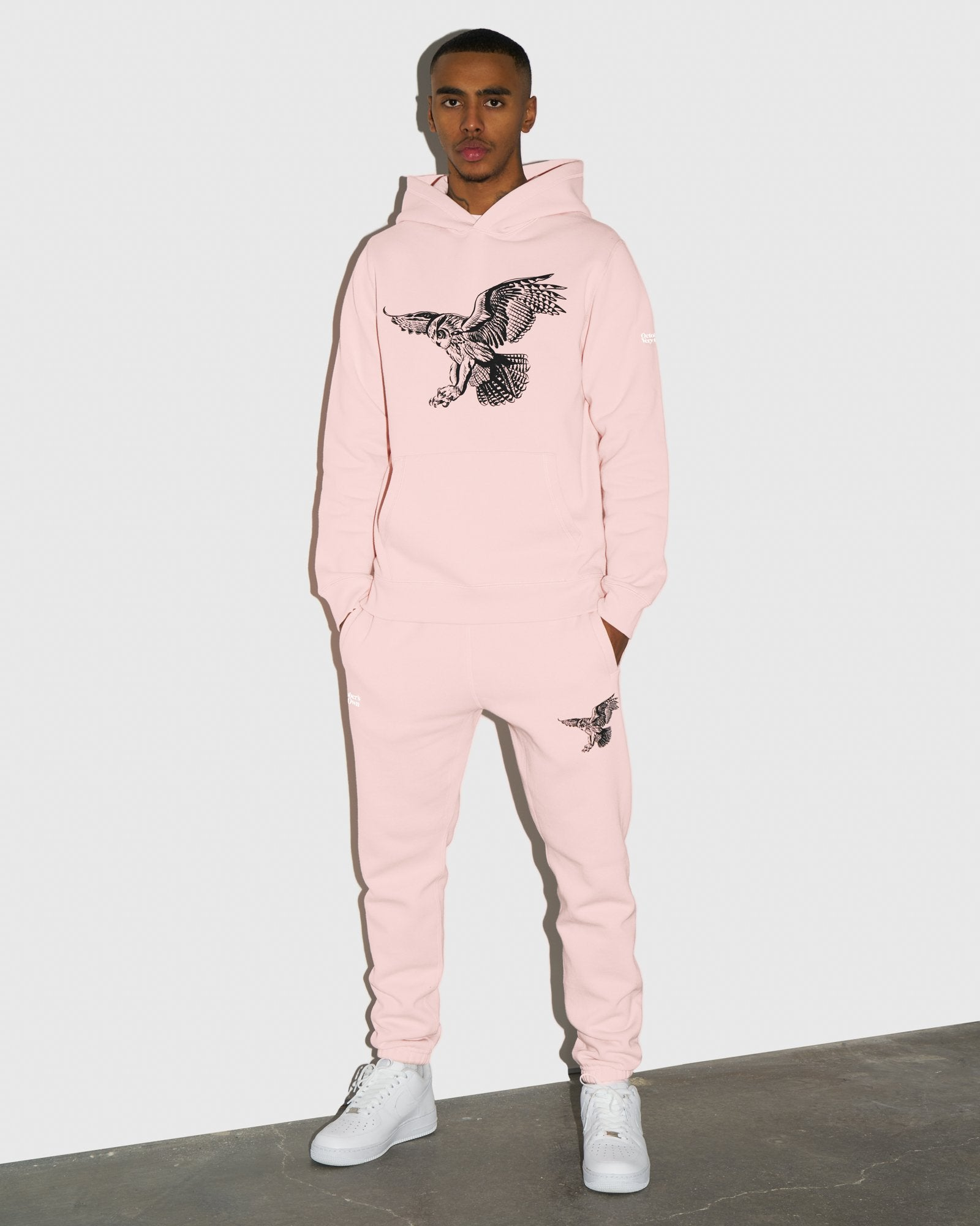 BIRD OF PREY SWEATPANT - PINK IMAGE #2