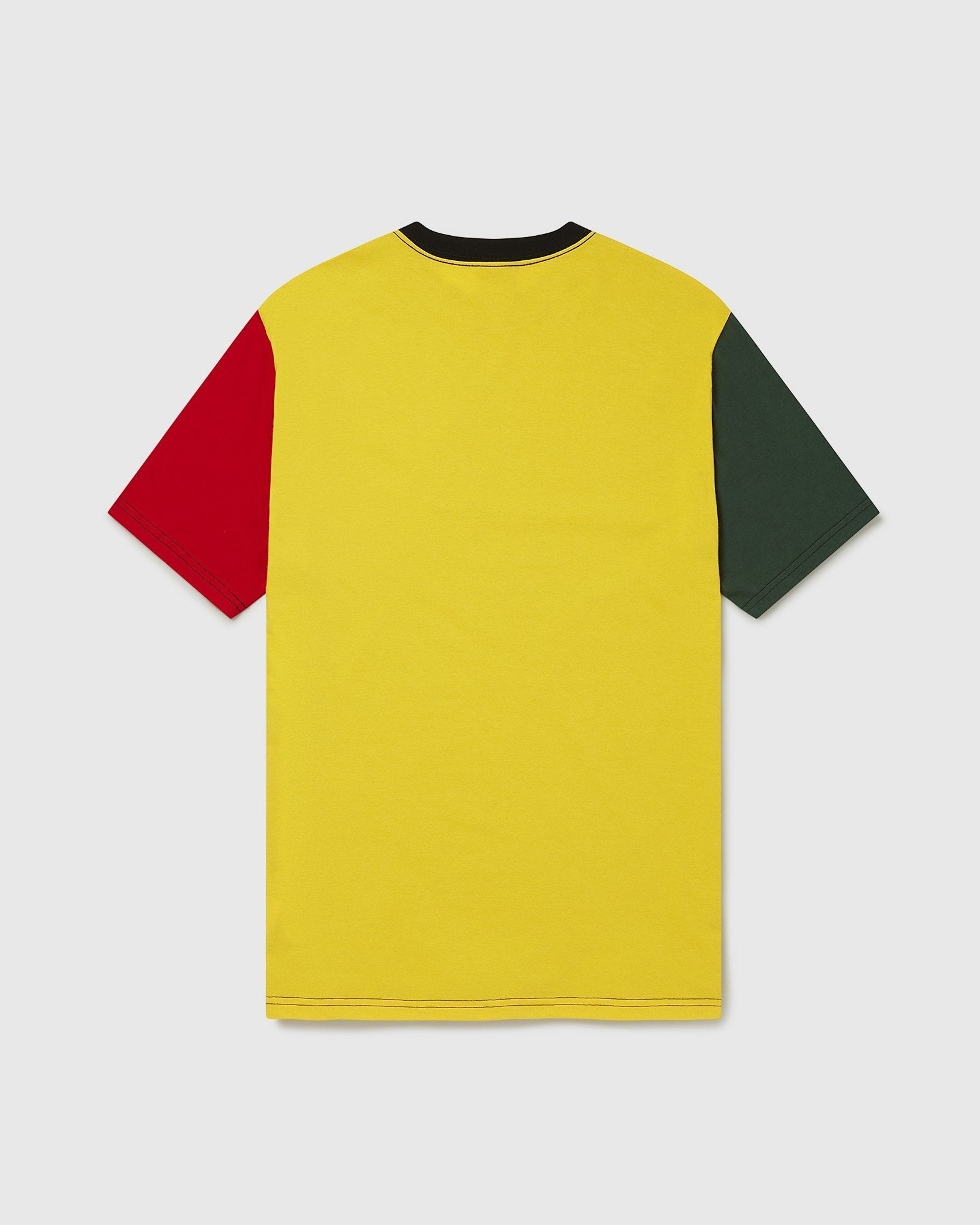 OVO BLOCK COLOUR T-SHIRT - MULTI IMAGE #2