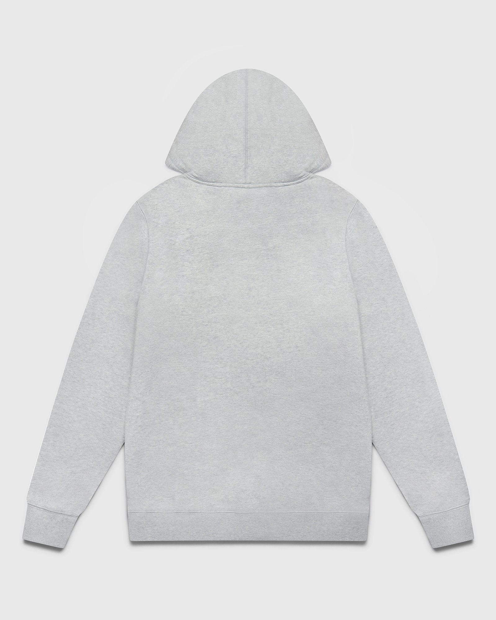 OVO COLLEGIATE HOODIE - HEATHER GREY IMAGE #2