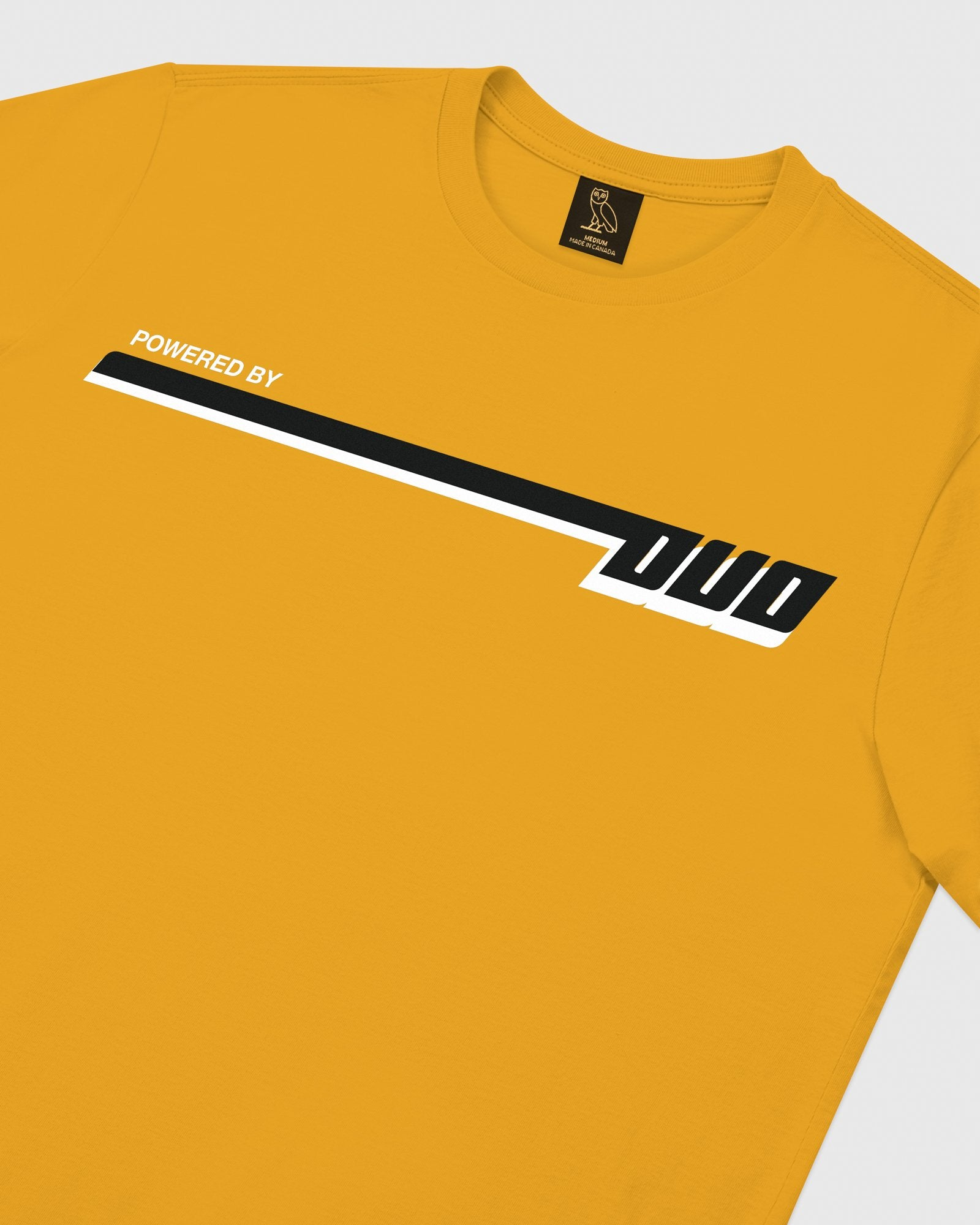 COMPETITION LONGSLEEVE T-SHIRT - AUTUMN YELLOW IMAGE #4