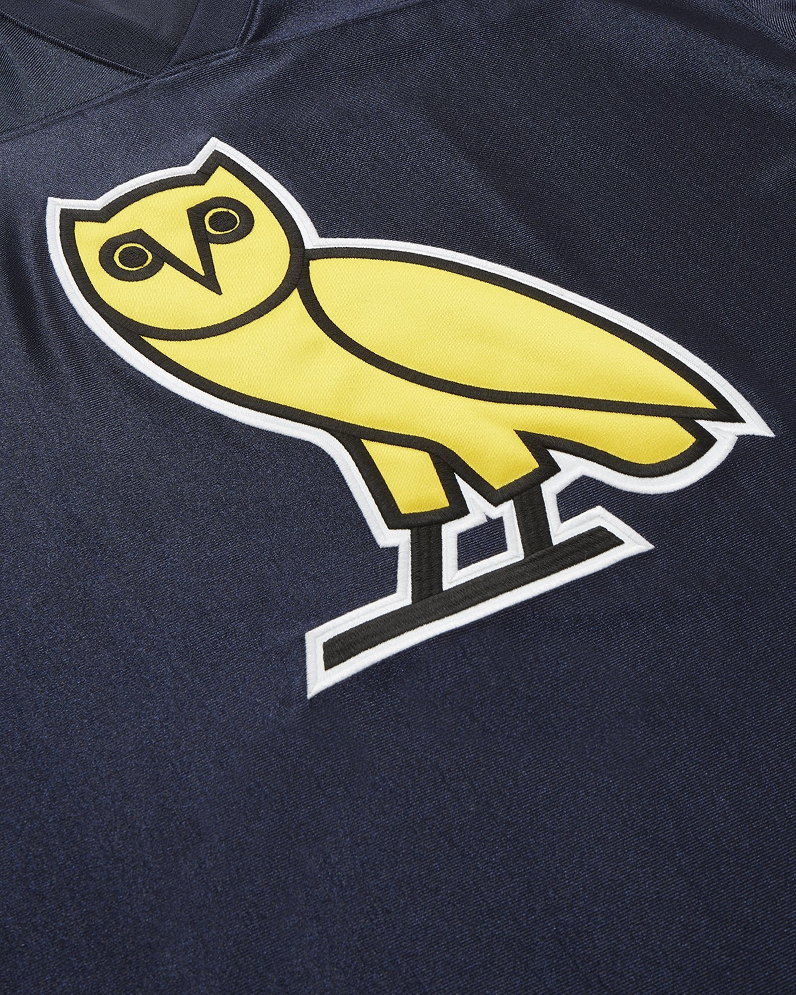 OVO FOOTBALL JERSEY - NAVY IMAGE #3