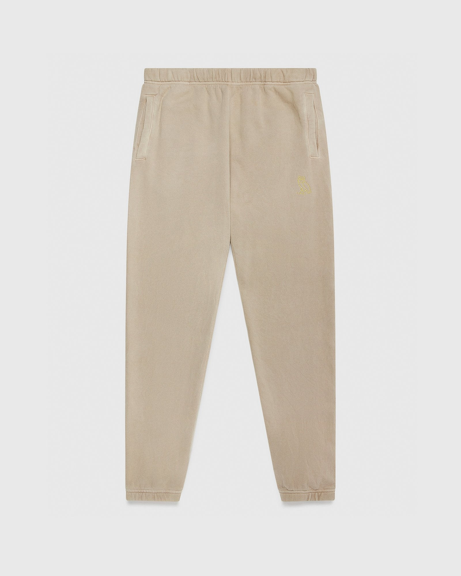 OVO GARMENT DYE SWEATPANT - PUTTY IMAGE #1