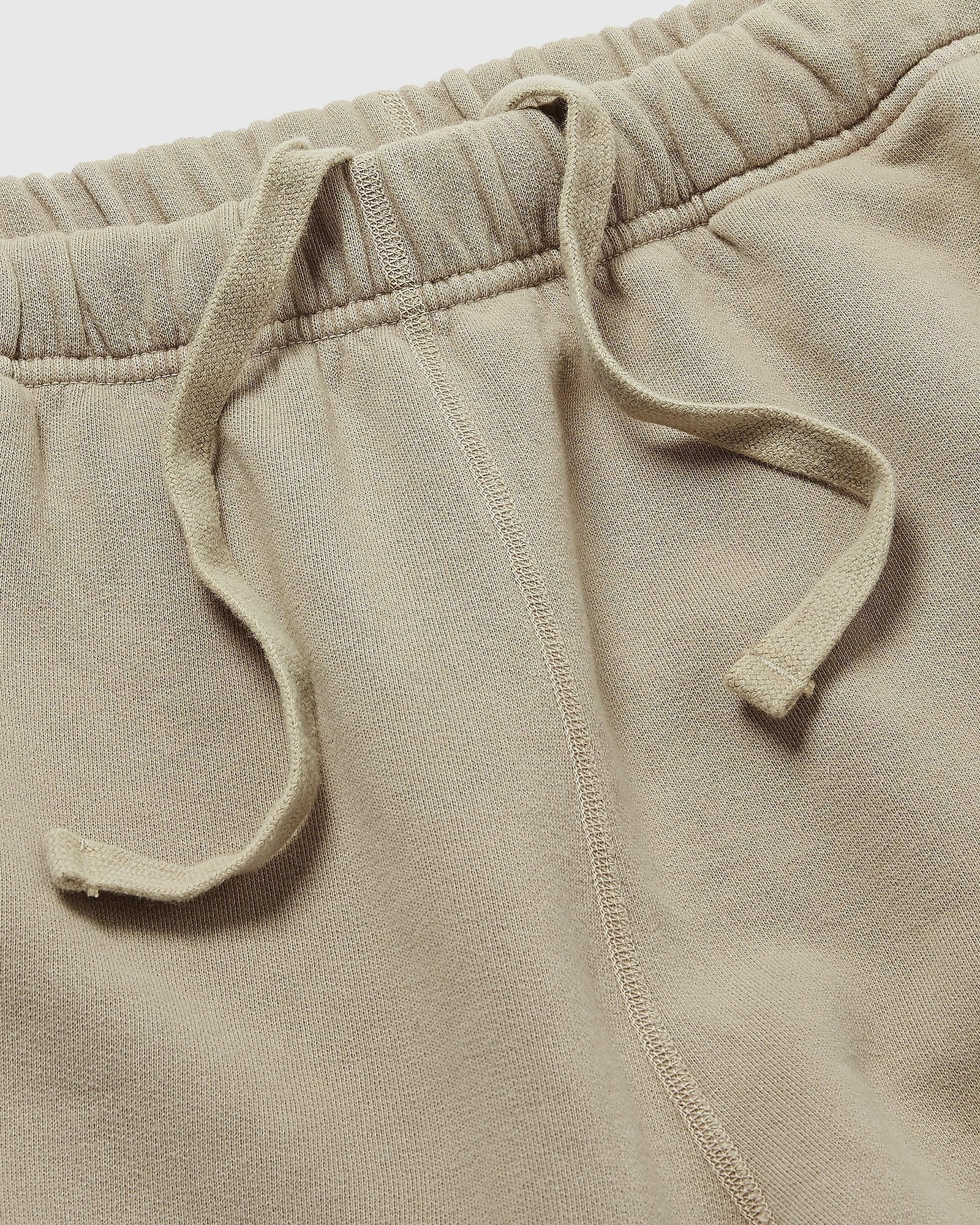 OVO GARMENT DYE SWEATPANT - PUTTY IMAGE #4
