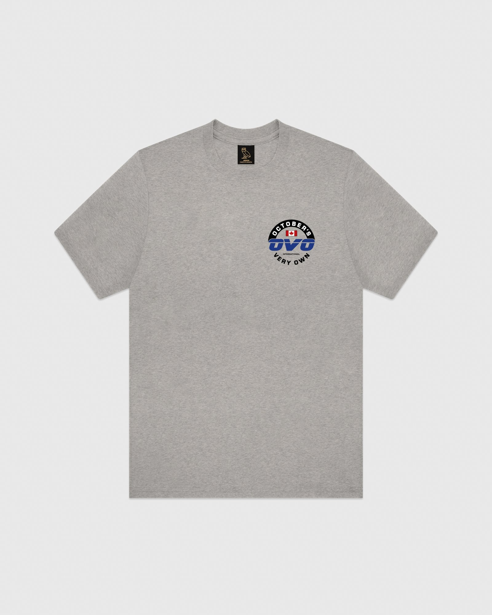 NAVIGATOR T-SHIRT - HEATHER GREY IMAGE #1