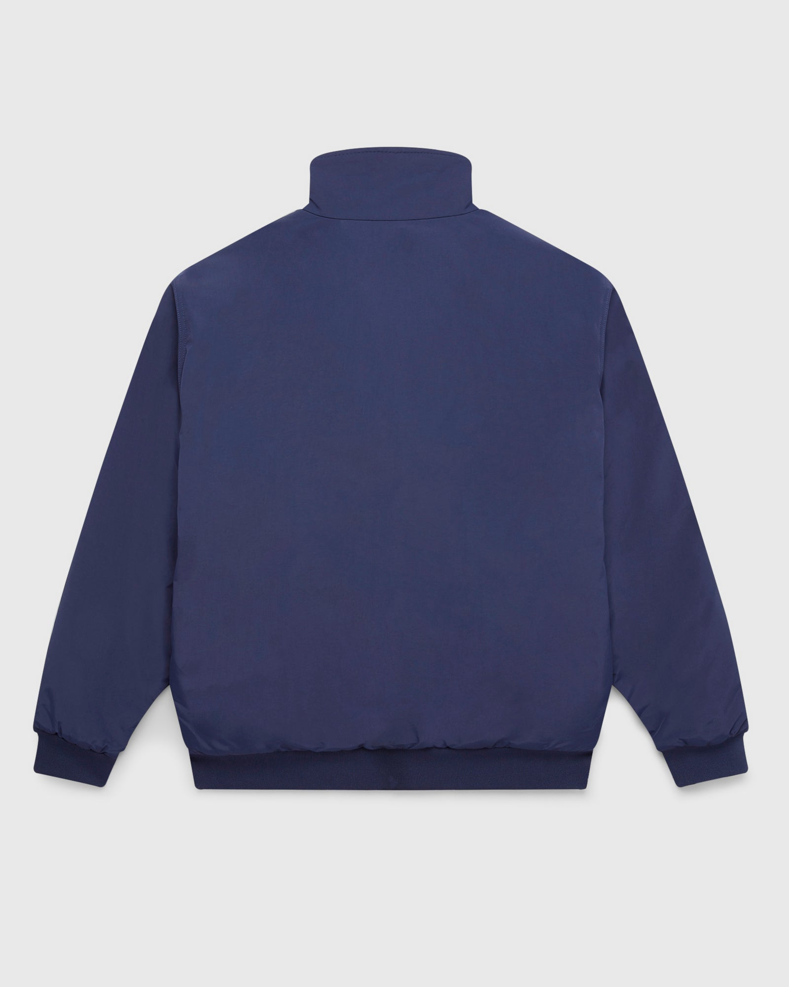 OVO POLARTEC® REVERSIBLE BOMBER - DARK GREEN/NAVY IMAGE #2