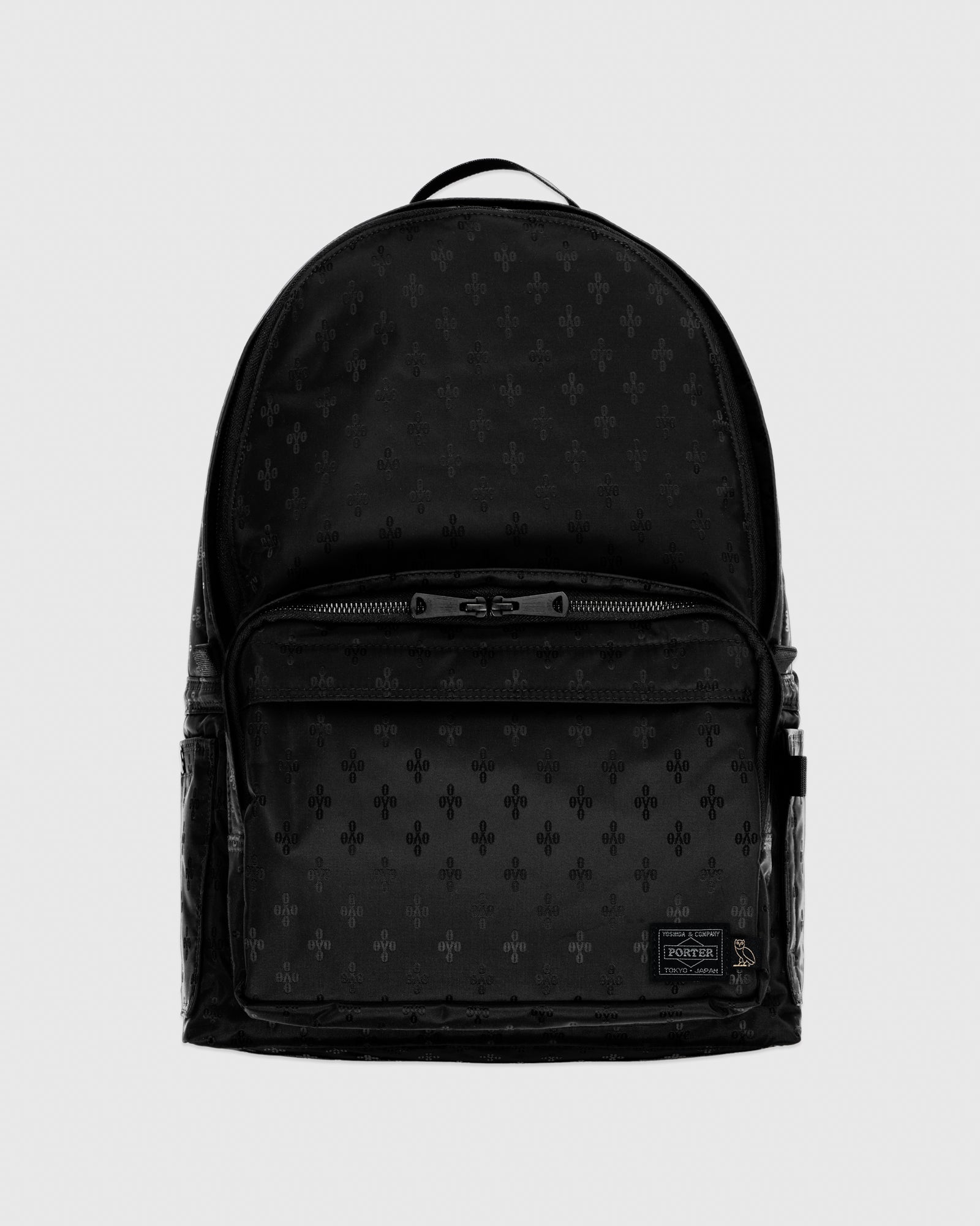OVO X PORTER BACKPACK - BLACK IMAGE #1