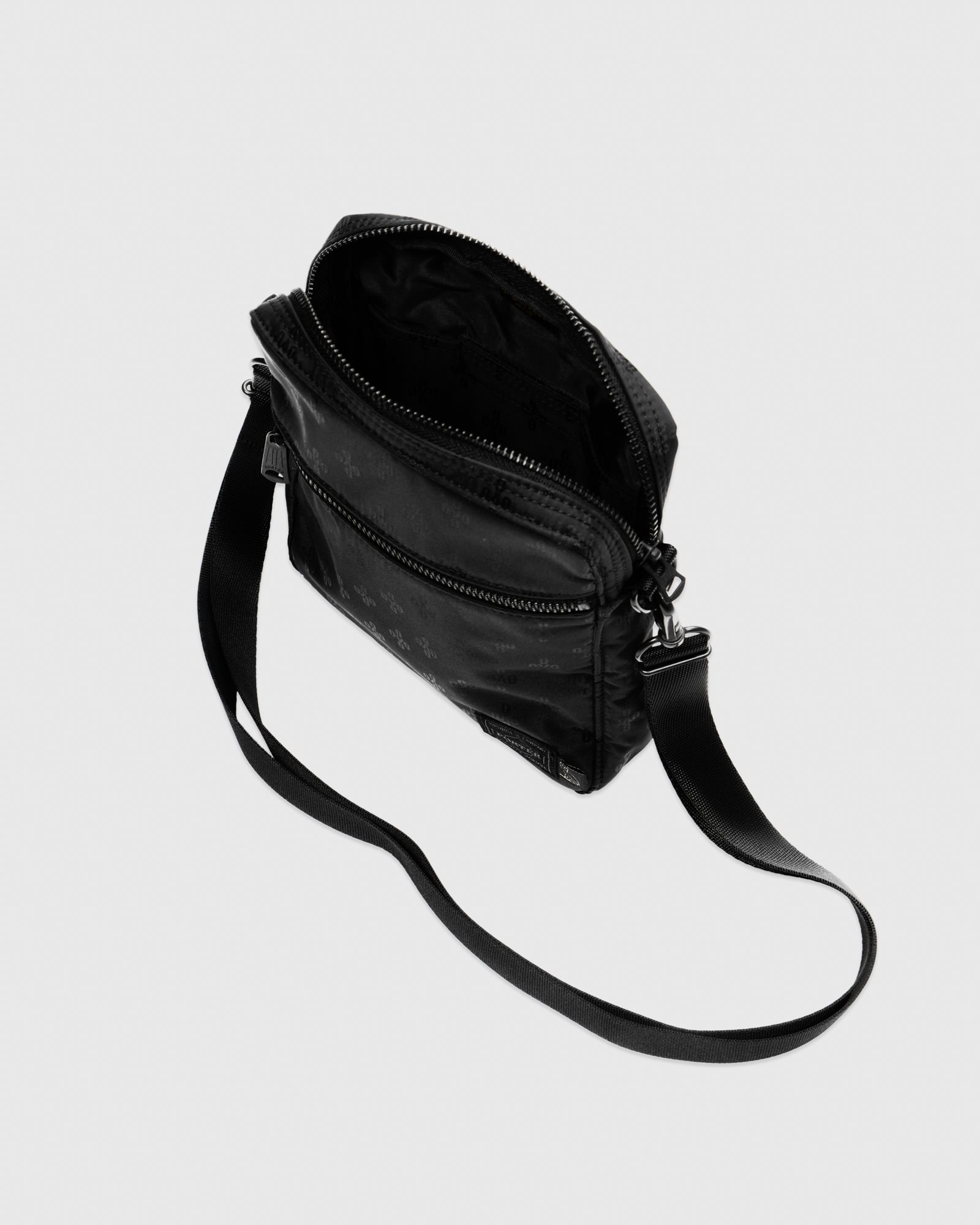 OVO X PORTER SHOULDER BAG - BLACK IMAGE #5