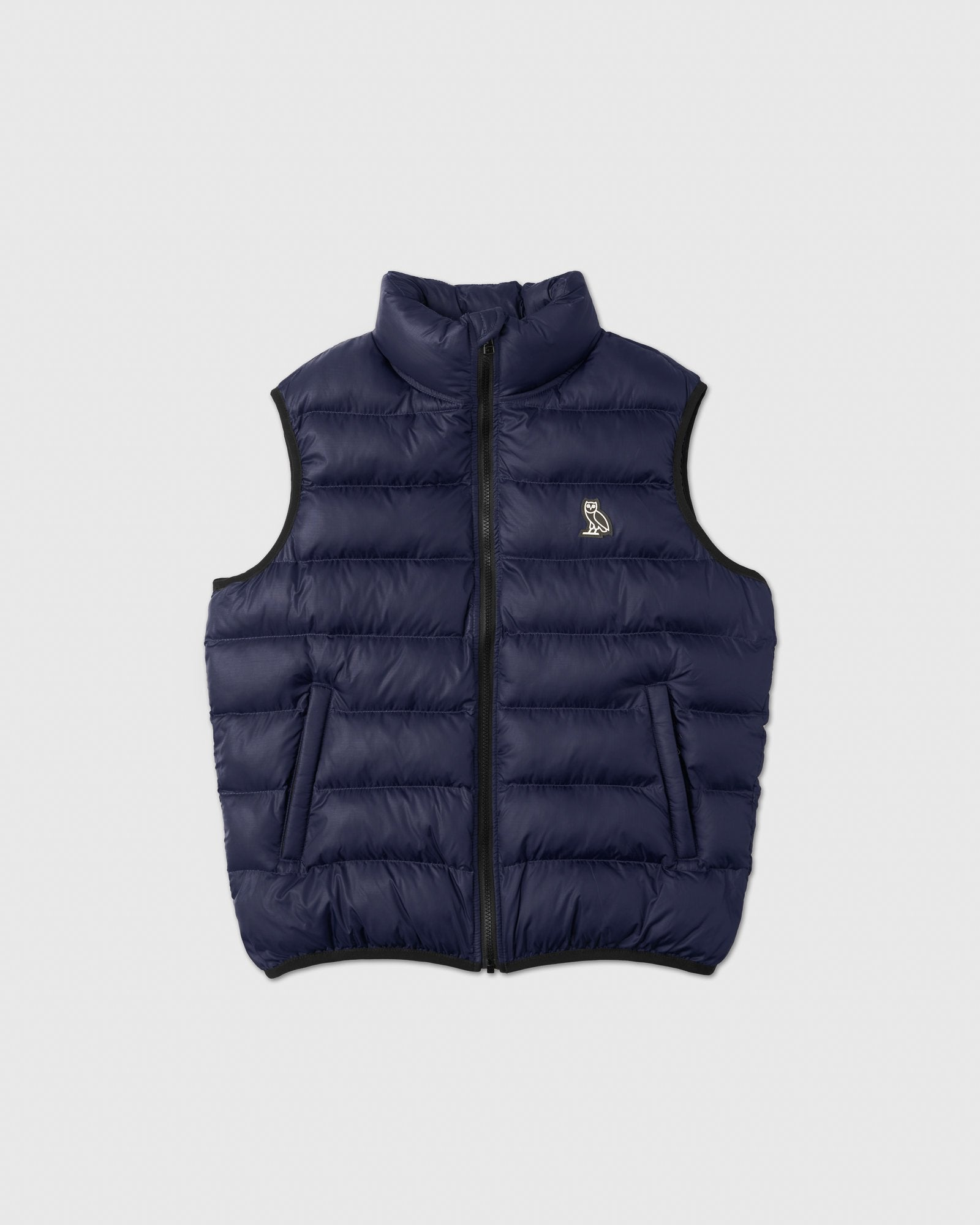 PUFFER VEST - BRIGHT NAVY IMAGE #1