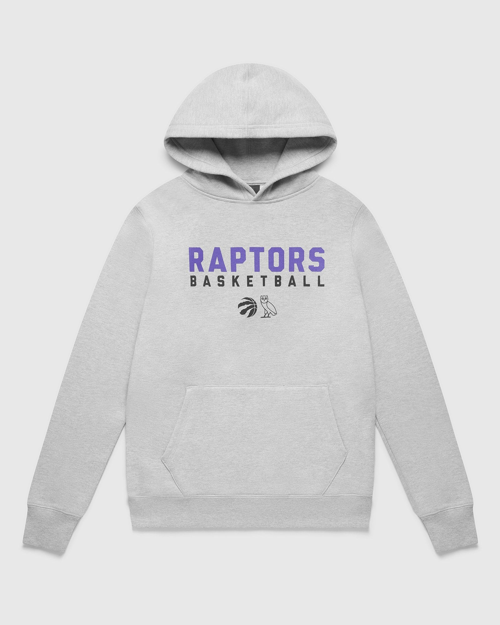 PRE-GAME HOODIE - HEATHER GREY IMAGE #1