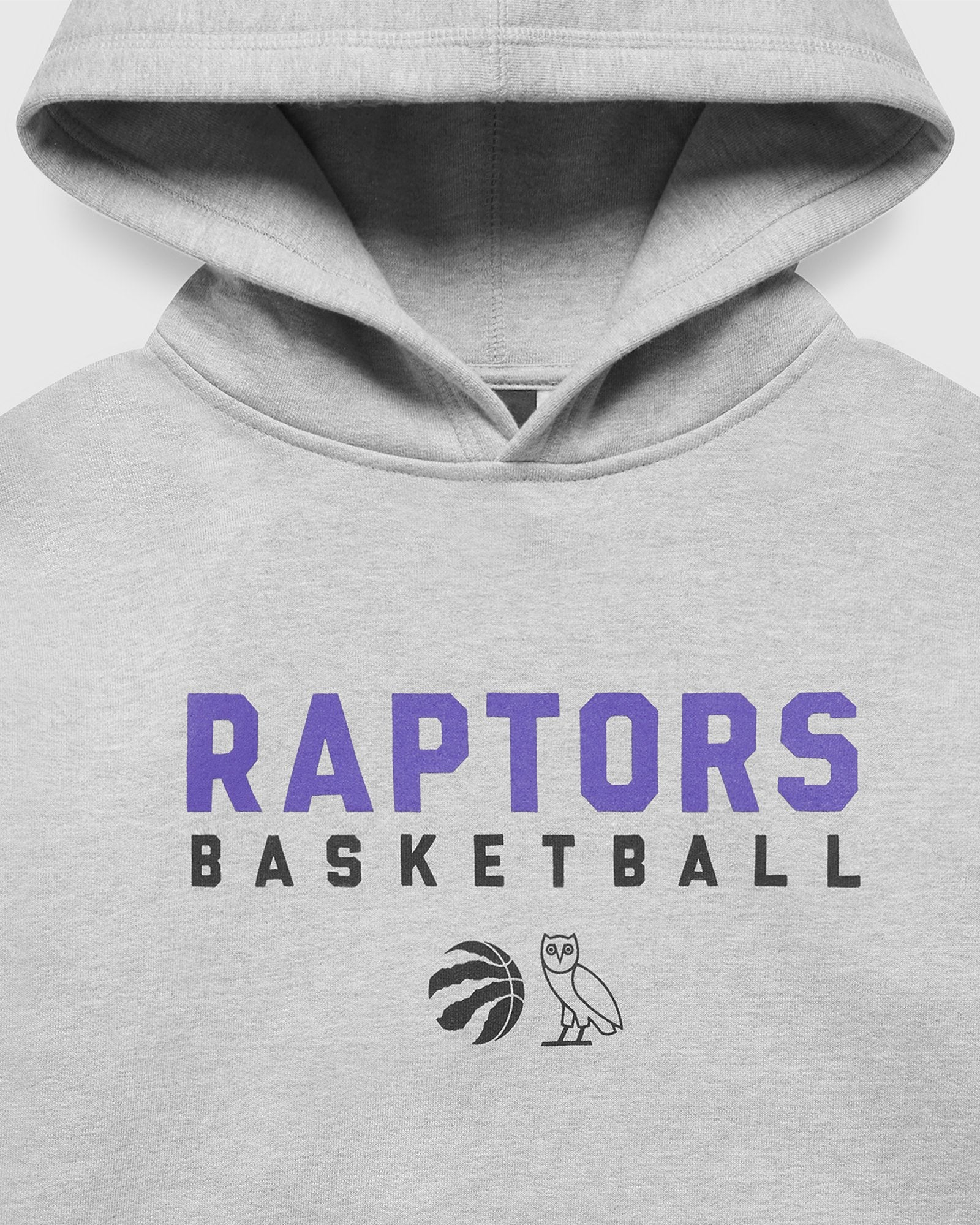 PRE-GAME HOODIE - HEATHER GREY IMAGE #3
