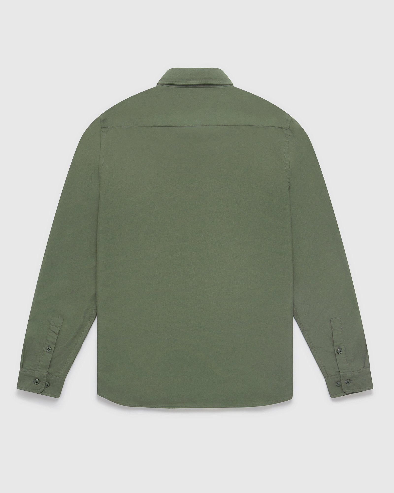 CLASSIC OXFORD - MILITARY GREEN IMAGE #2