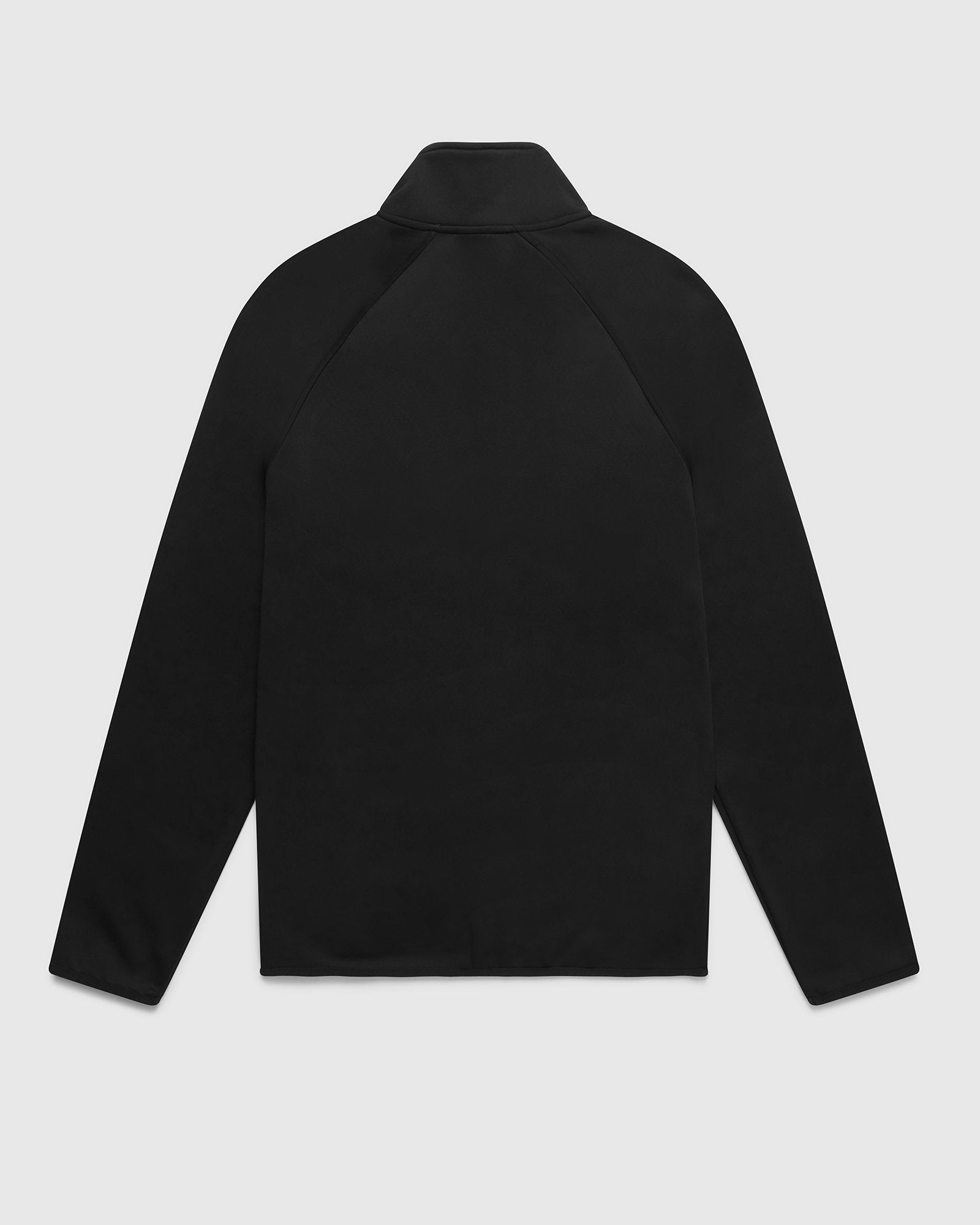 OVO HEAVYWEIGHT INSULATED TRACK JACKET - BLACK IMAGE #2