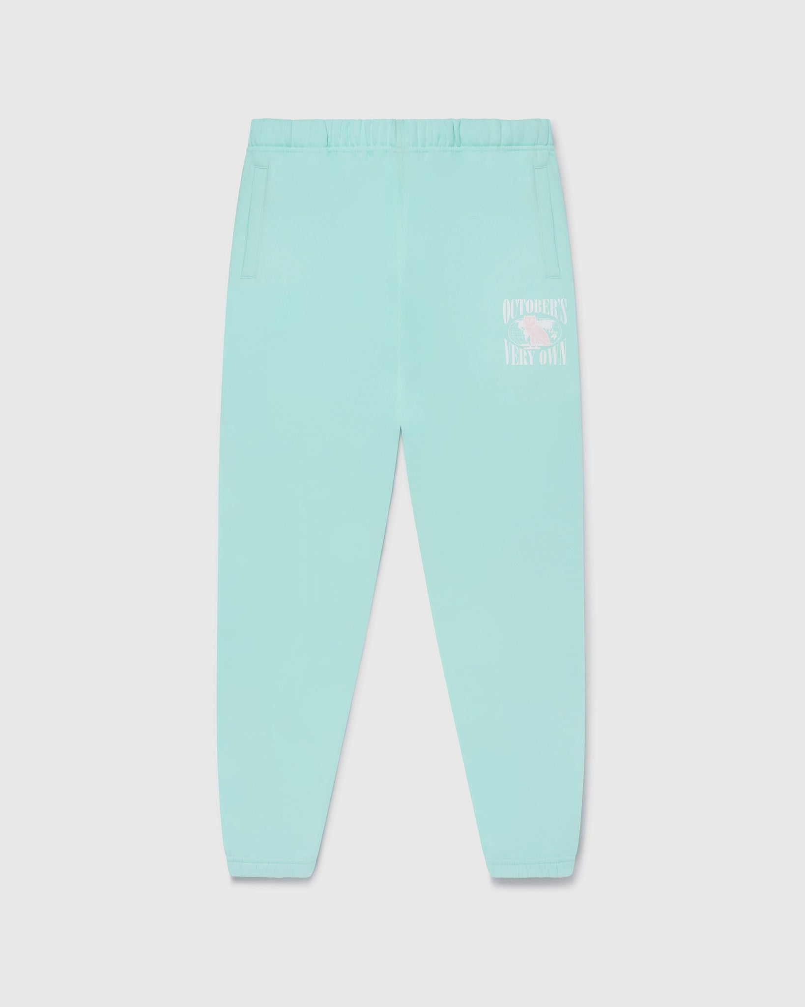 WORLD TOUR SWEATPANT - AQUA BLUE IMAGE #1