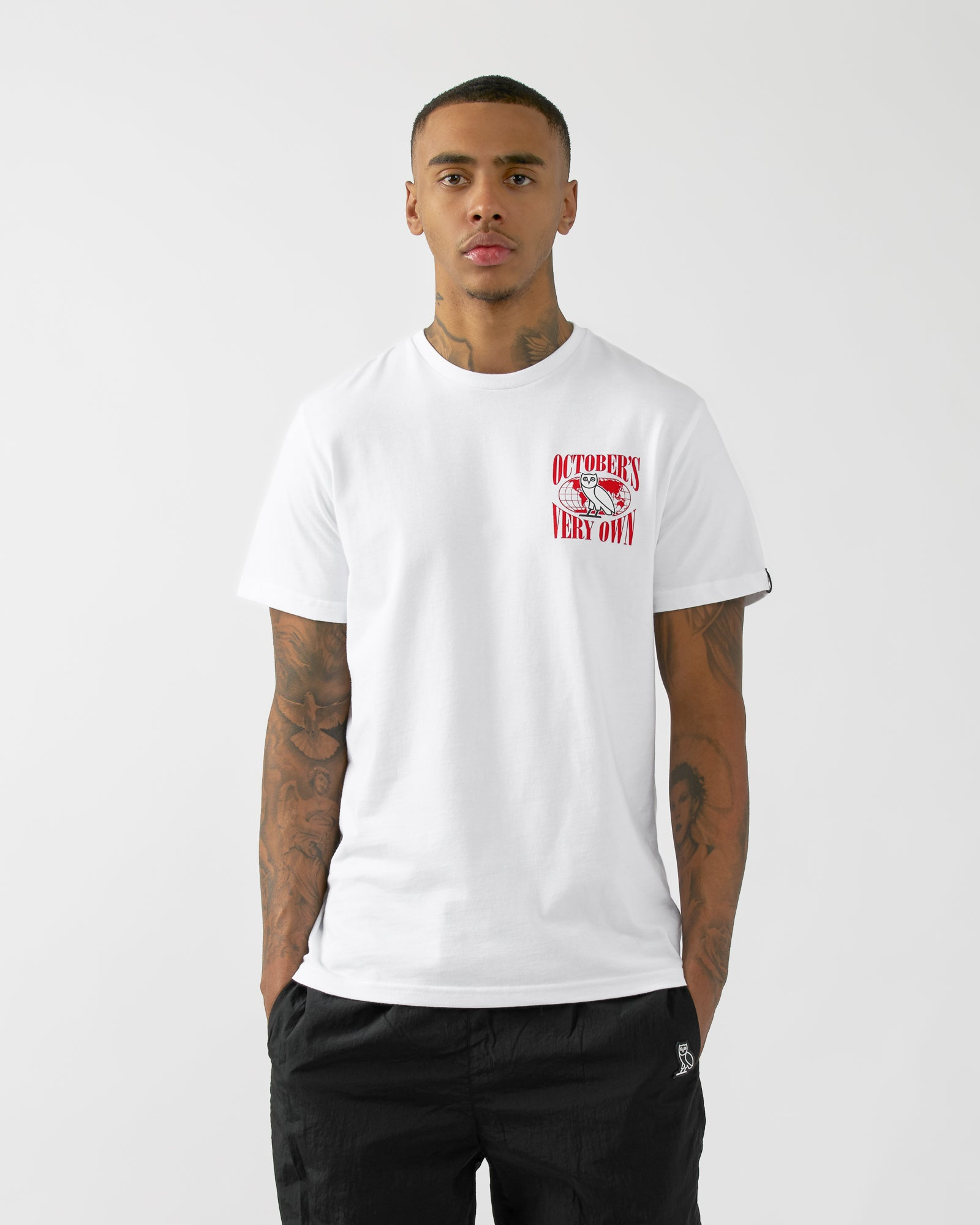 WORLD TOUR T-SHIRT - WHITE IMAGE #3
