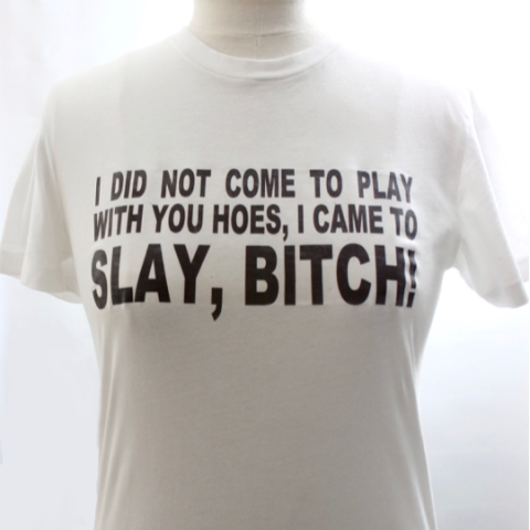 I Came To Slay Graphic T-shirt
