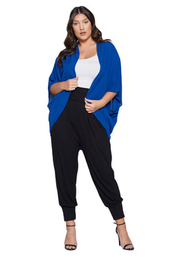 Harem Jogger Pants in Plus Size