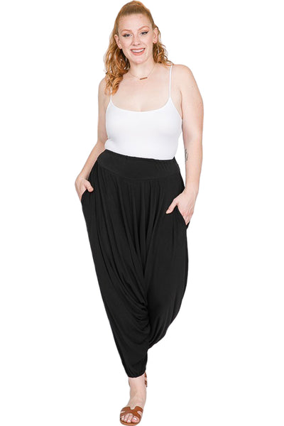 Harem Pants in Plus Size