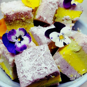 Rainbow Coconut Ice