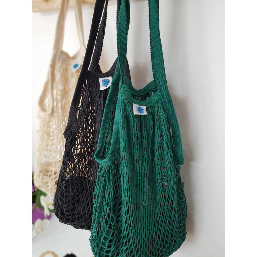 Purely Natural NZ - 100% Cotton Mesh Carry bags (Singles)